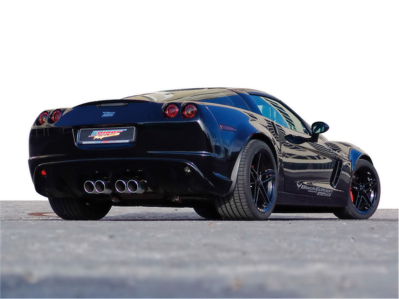 Geigercars Corvette Z06 Black Edition photo 54111