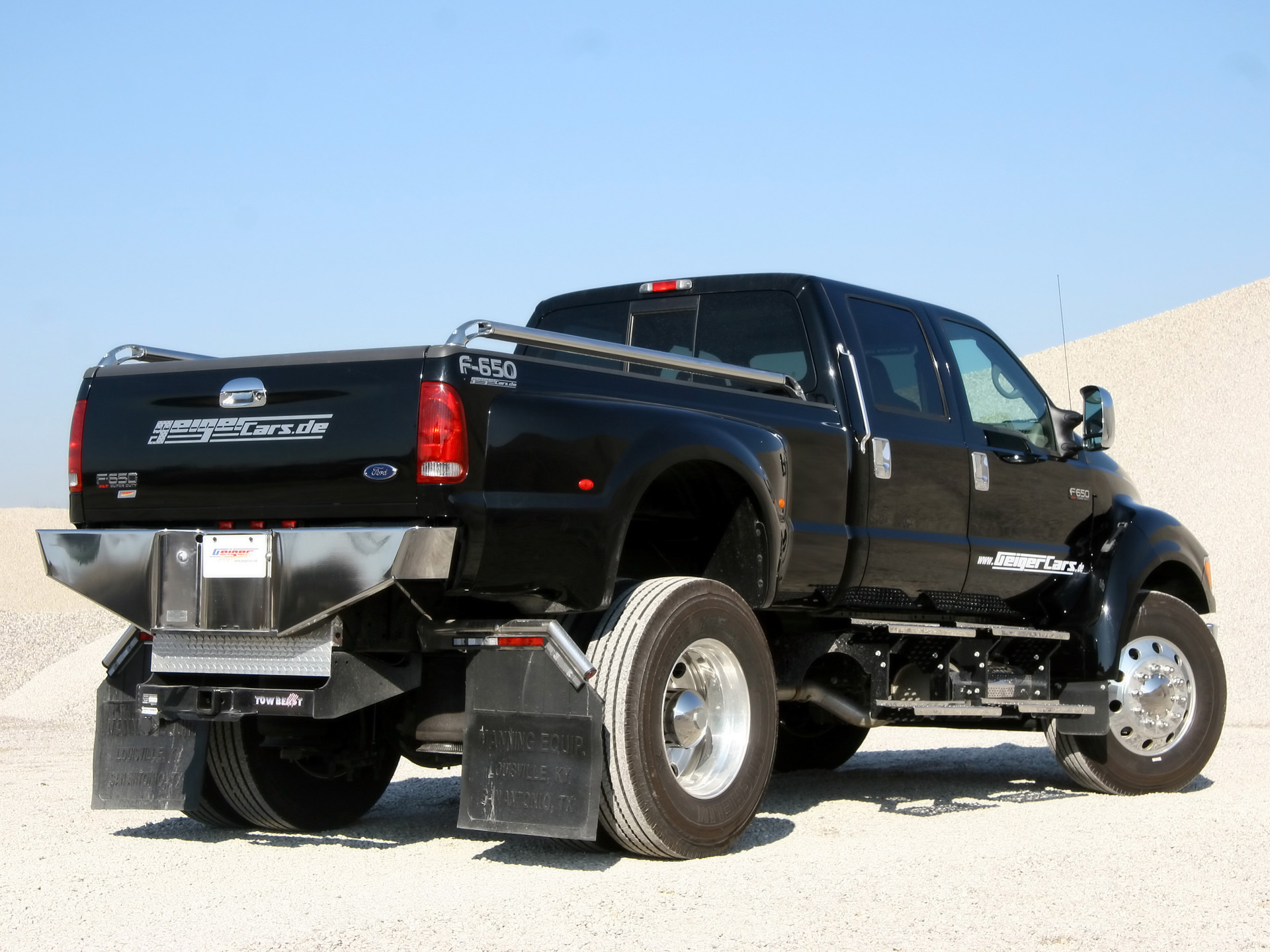 Geigercars Ford F-650 photo 54513