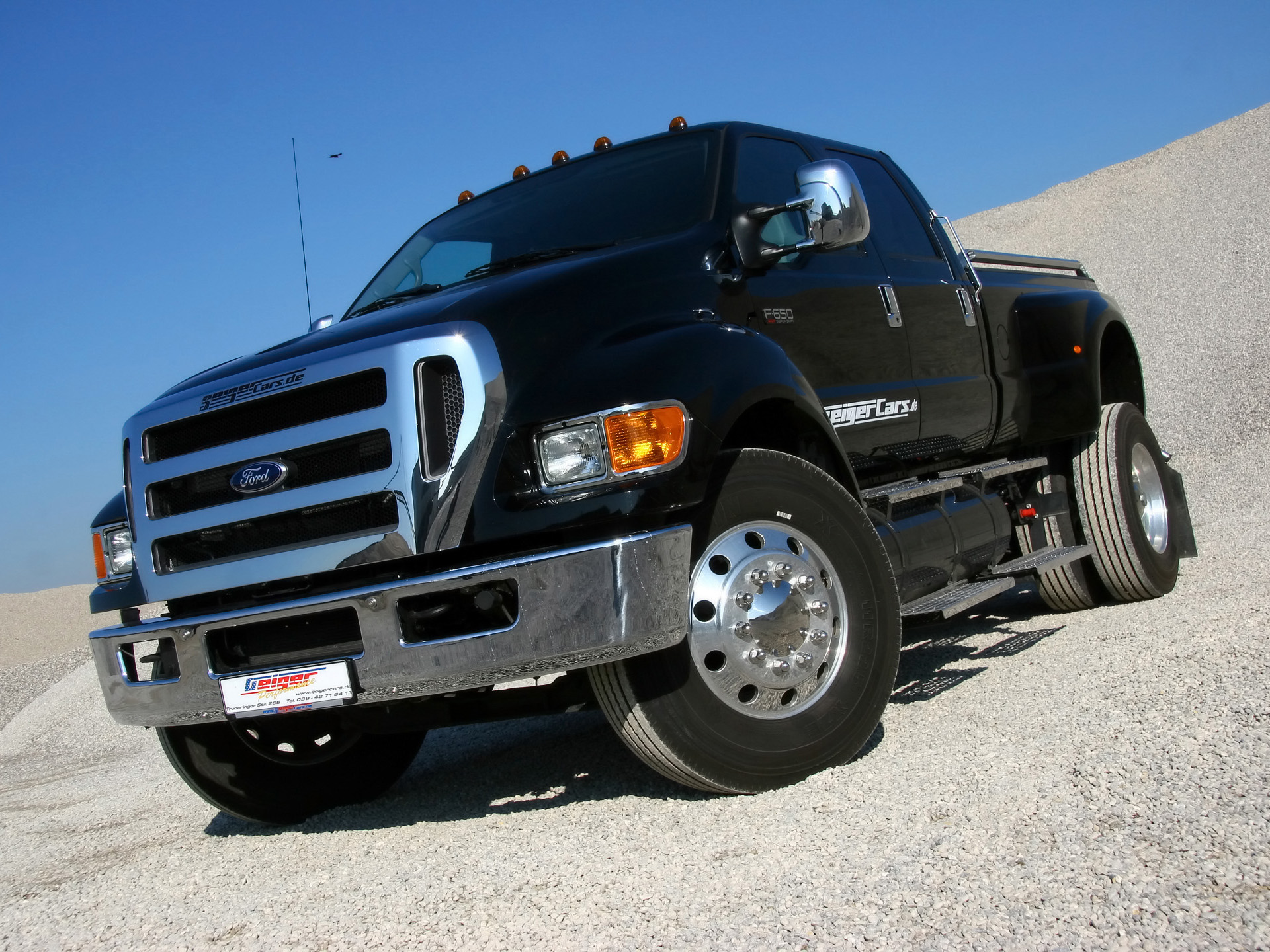 Geigercars Ford F 650 Picture 54515 Geigercars Photo Gallery Carsbase Com