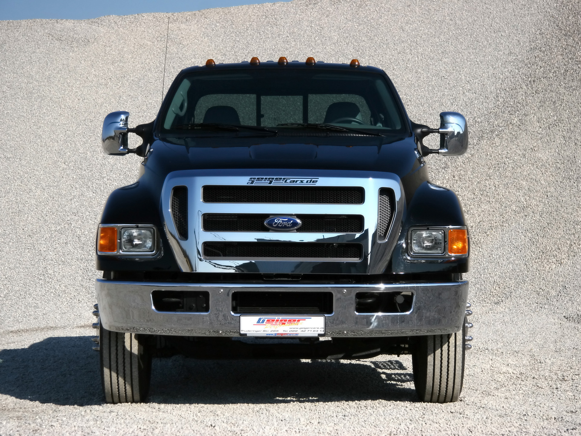 Geigercars Ford F-650 photo 54516
