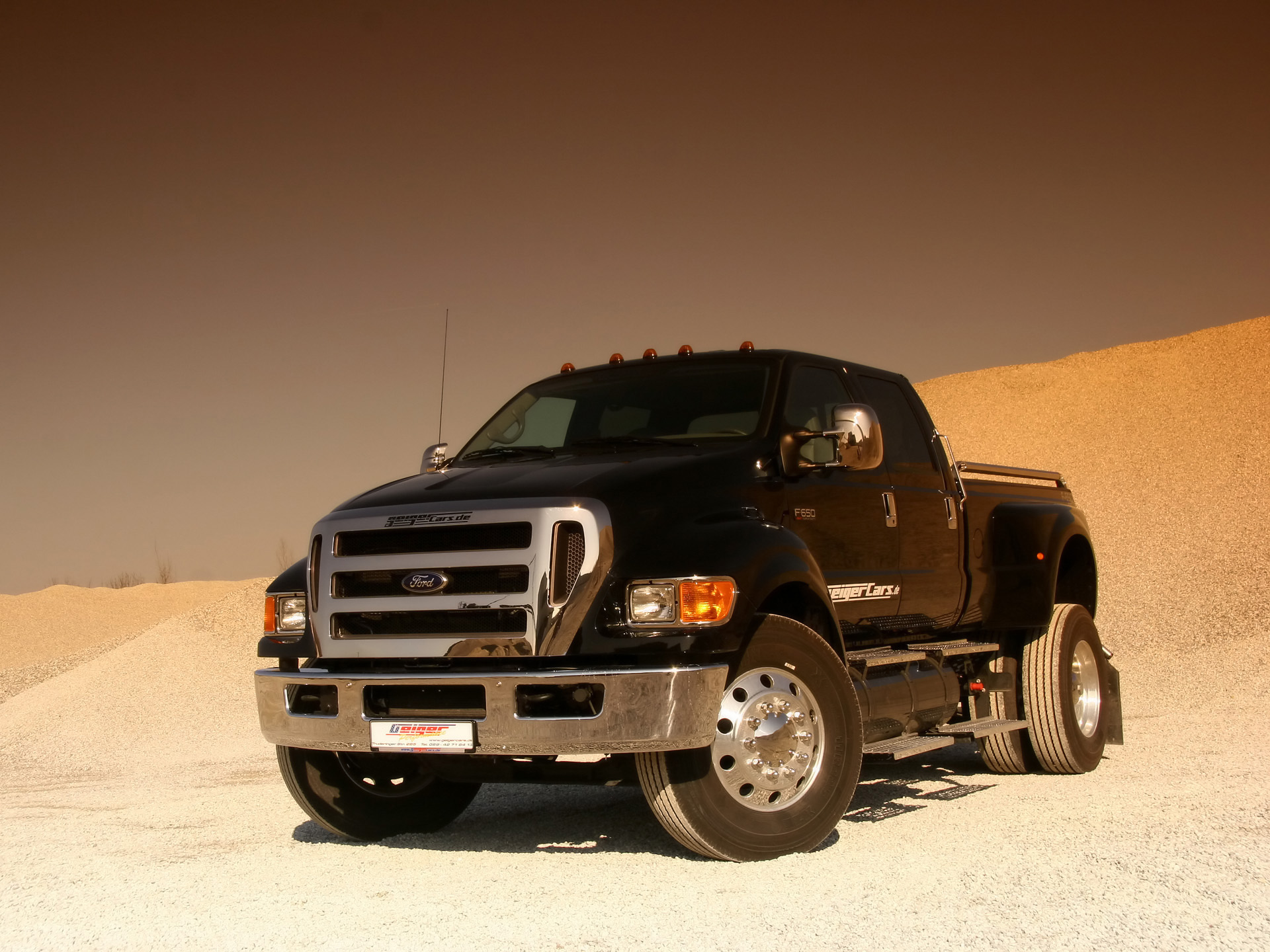 Geigercars Ford F-650 photo 54518