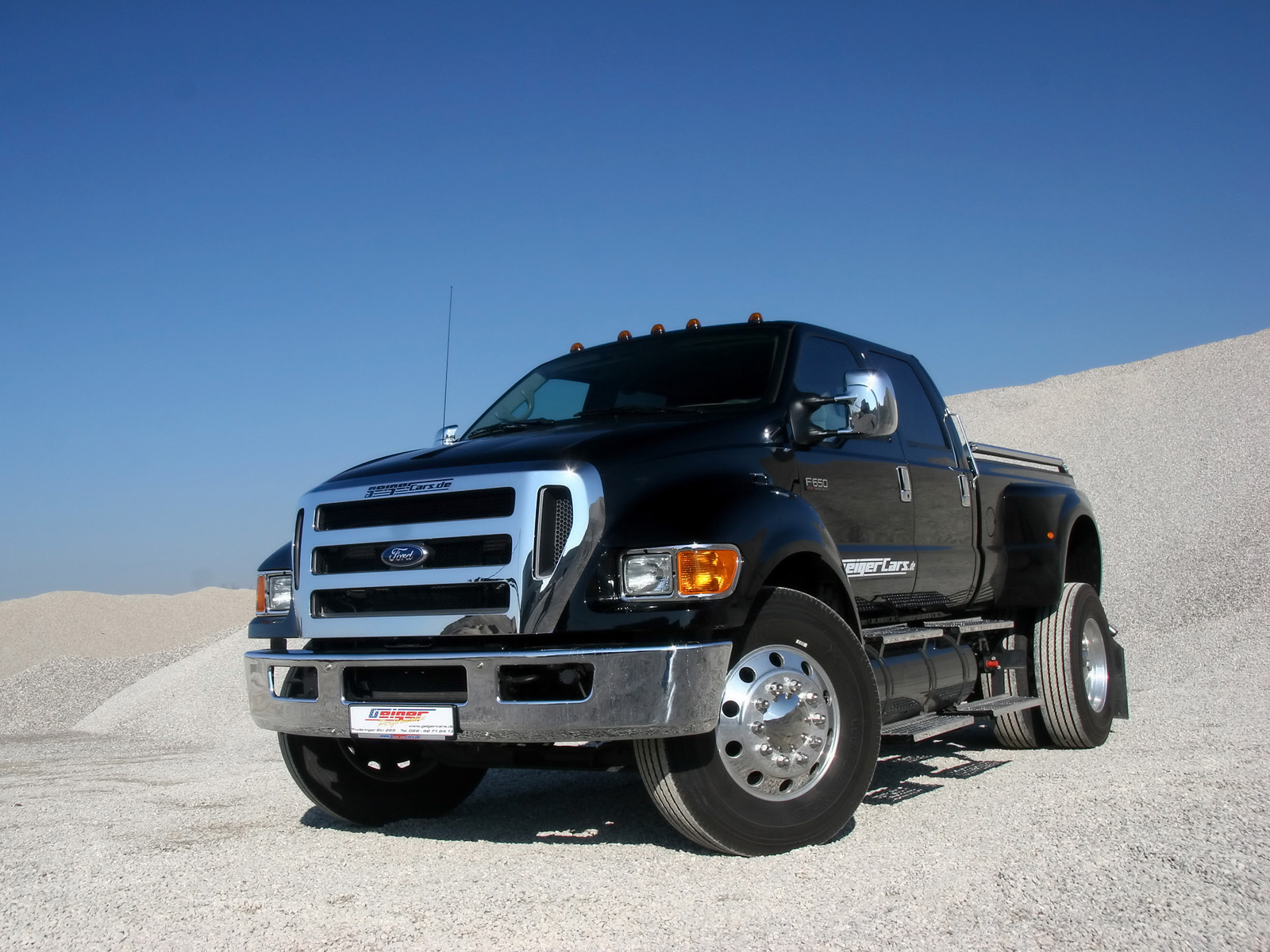 Geigercars Ford F-650 photo 54519