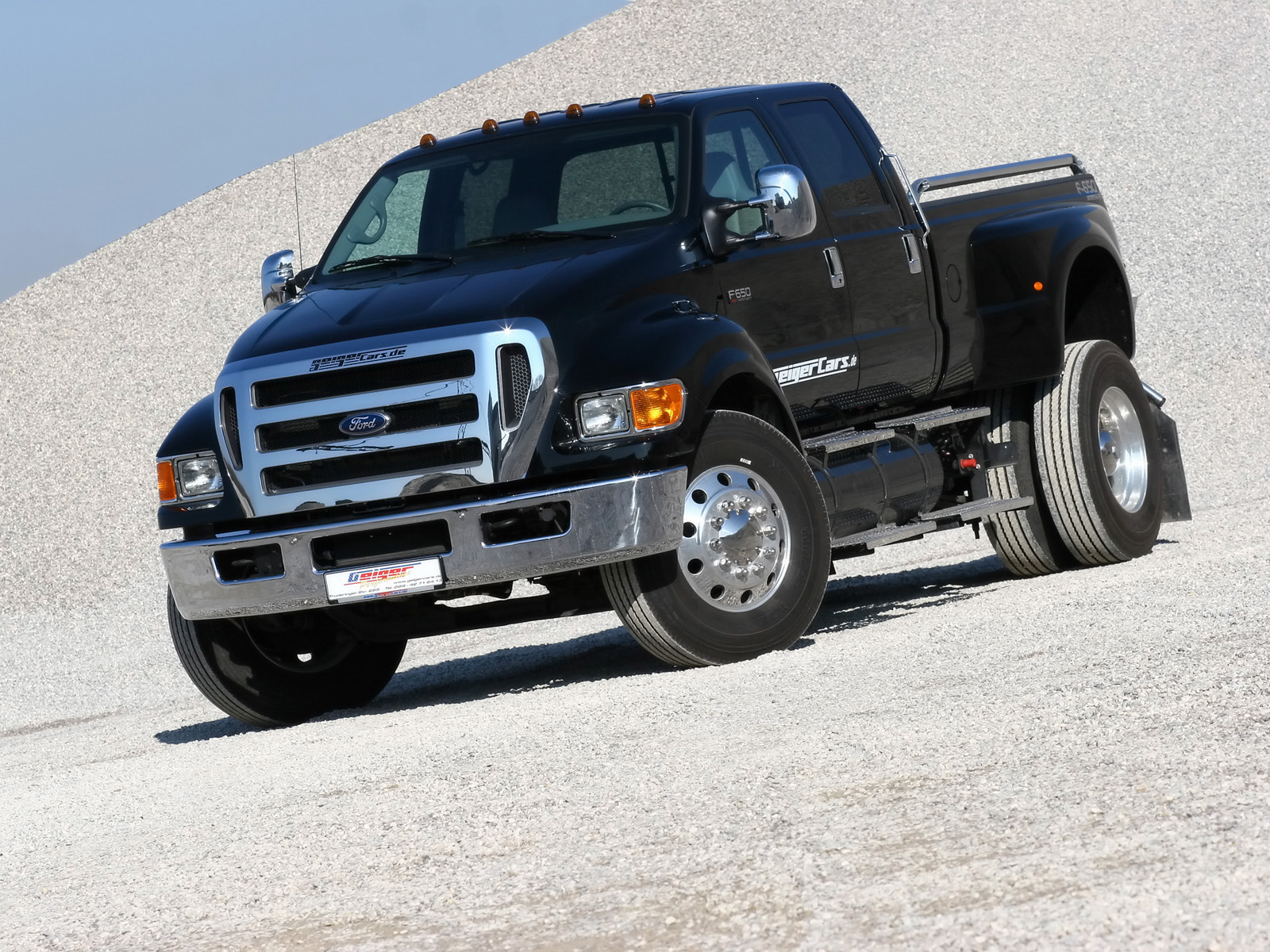 Geigercars Ford F-650 photo 54520
