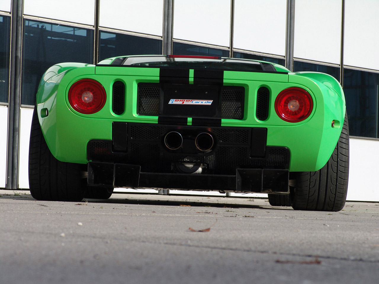 Geigercars Ford GT HP 790 photo 69521