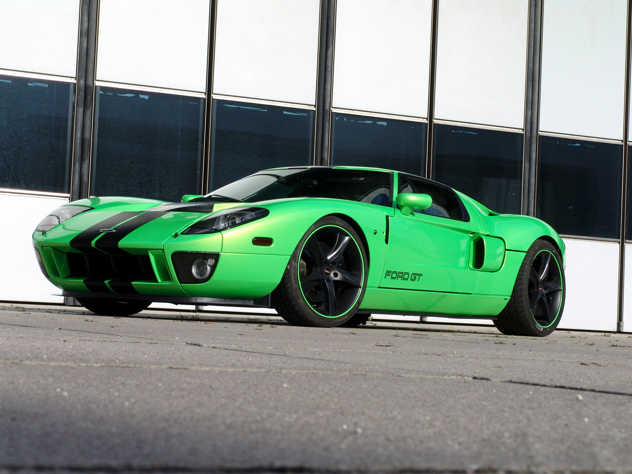 Geigercars Ford Gt Hp  Pic