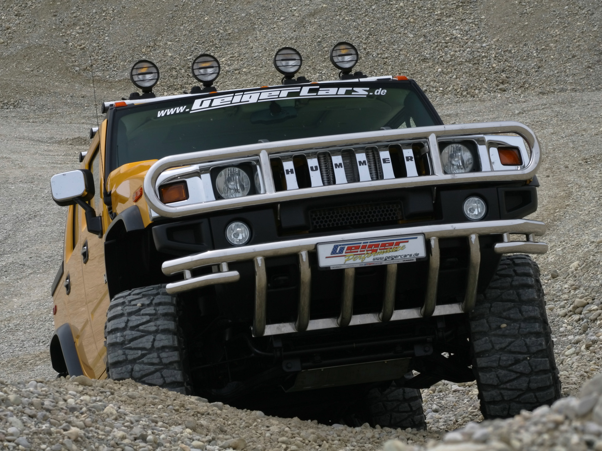 Geigercars Hummer H2 Hannibal photo 37362