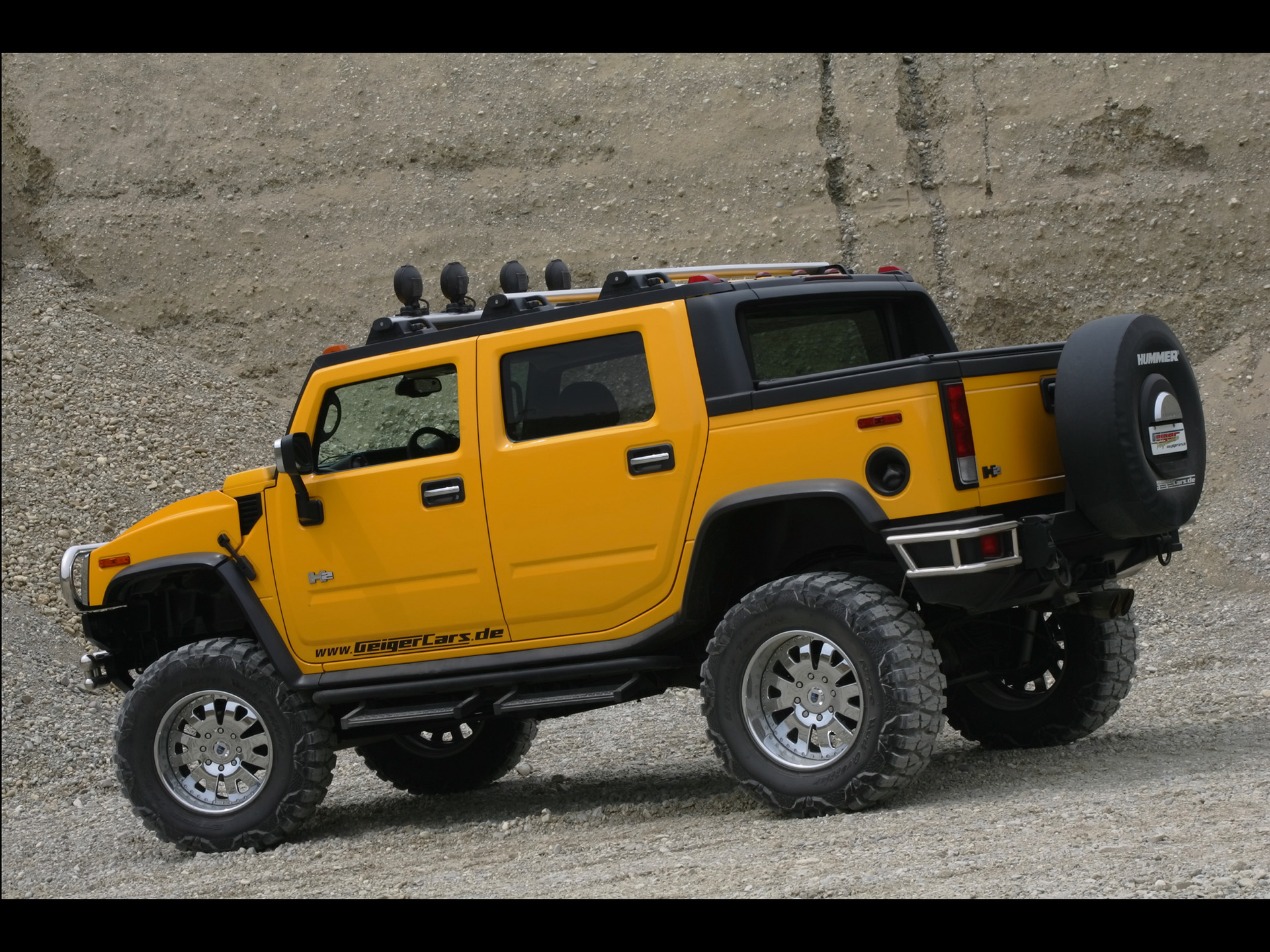 Geigercars Hummer H2 Hannibal photo 37365