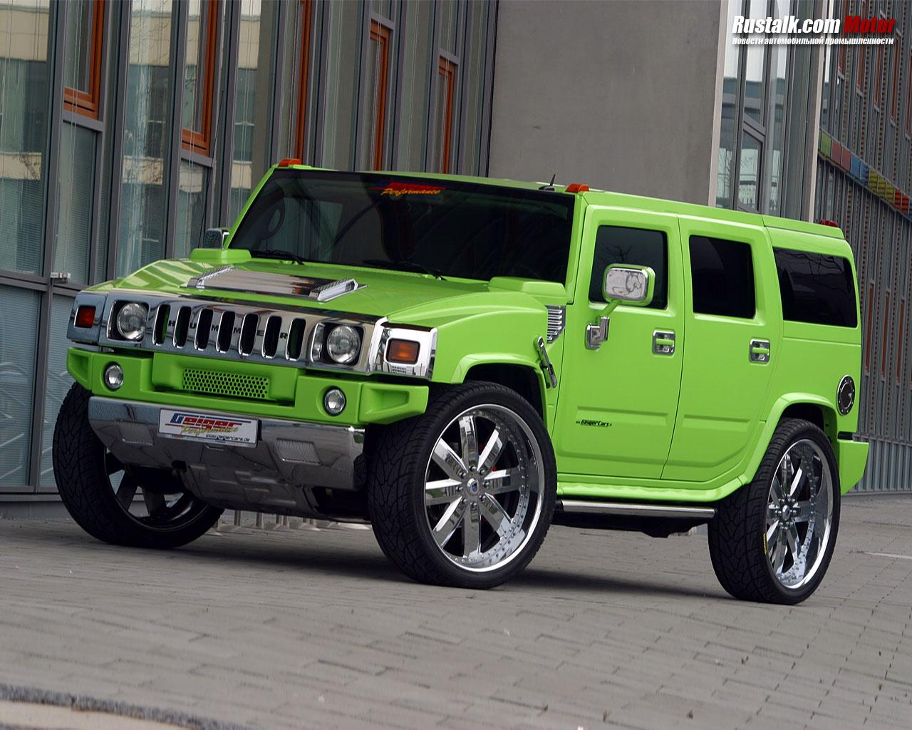 Geigercars Hummer H2 photo 25481