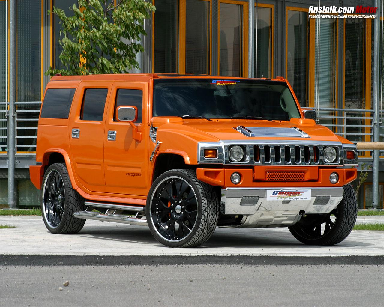 Geigercars Hummer H2 photo 25482