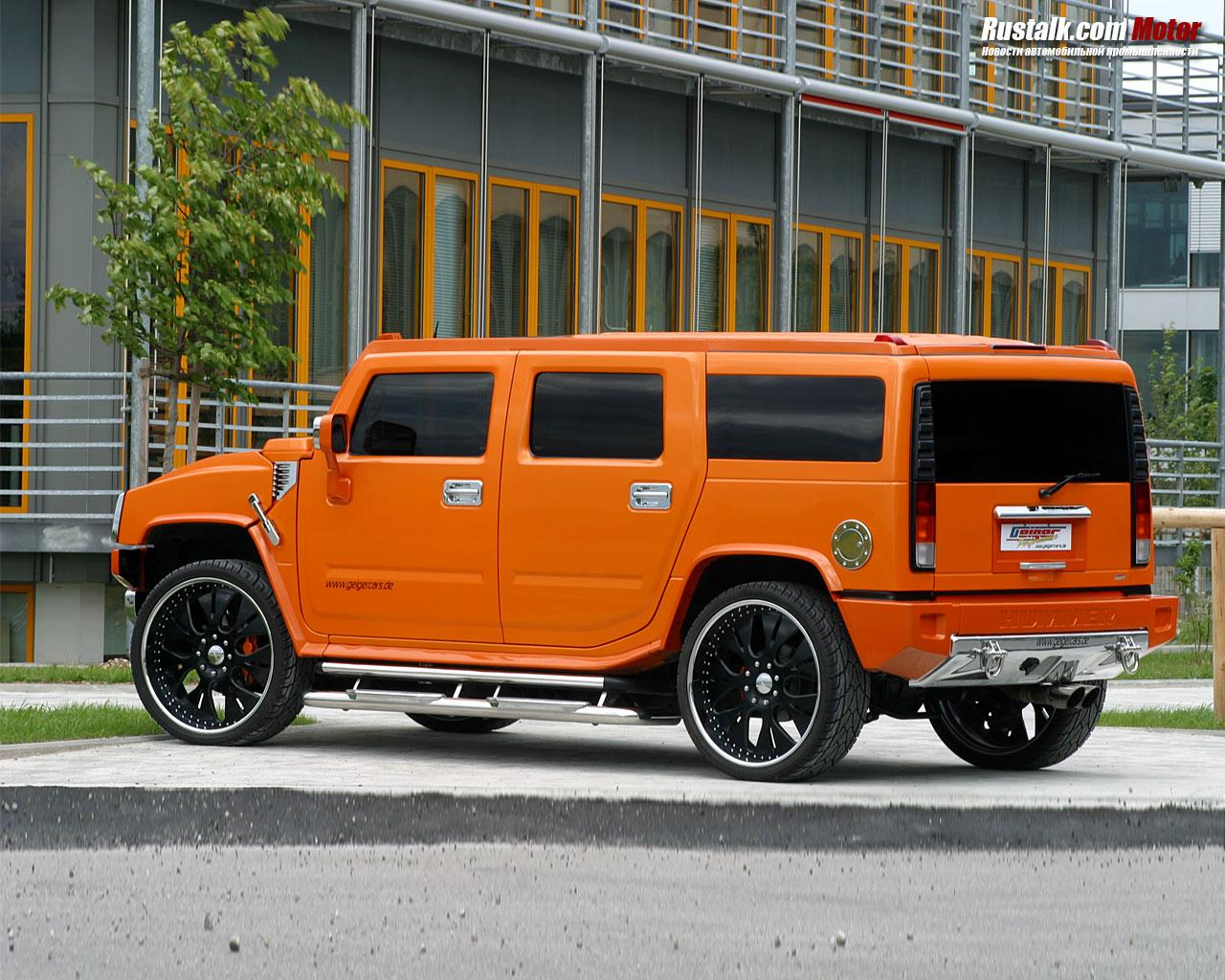 Geigercars Hummer H2 photo 25483