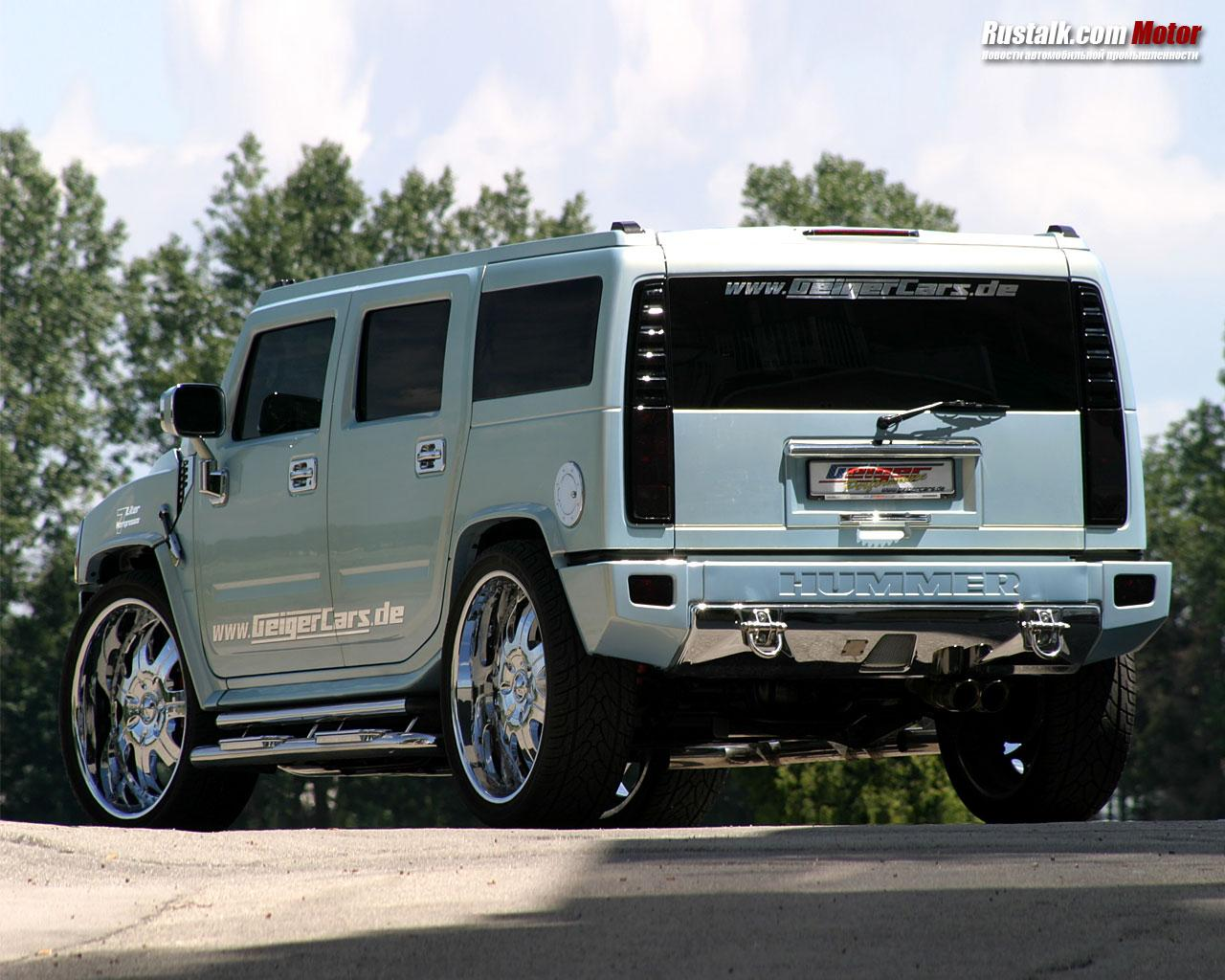 Geigercars Hummer H2 photo 25484