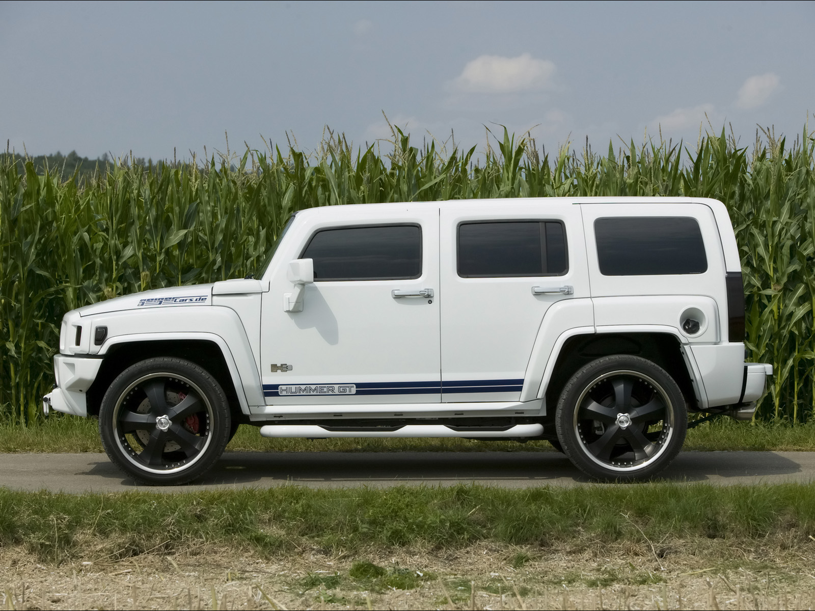 Geigercars Hummer H3 GT photo 48435