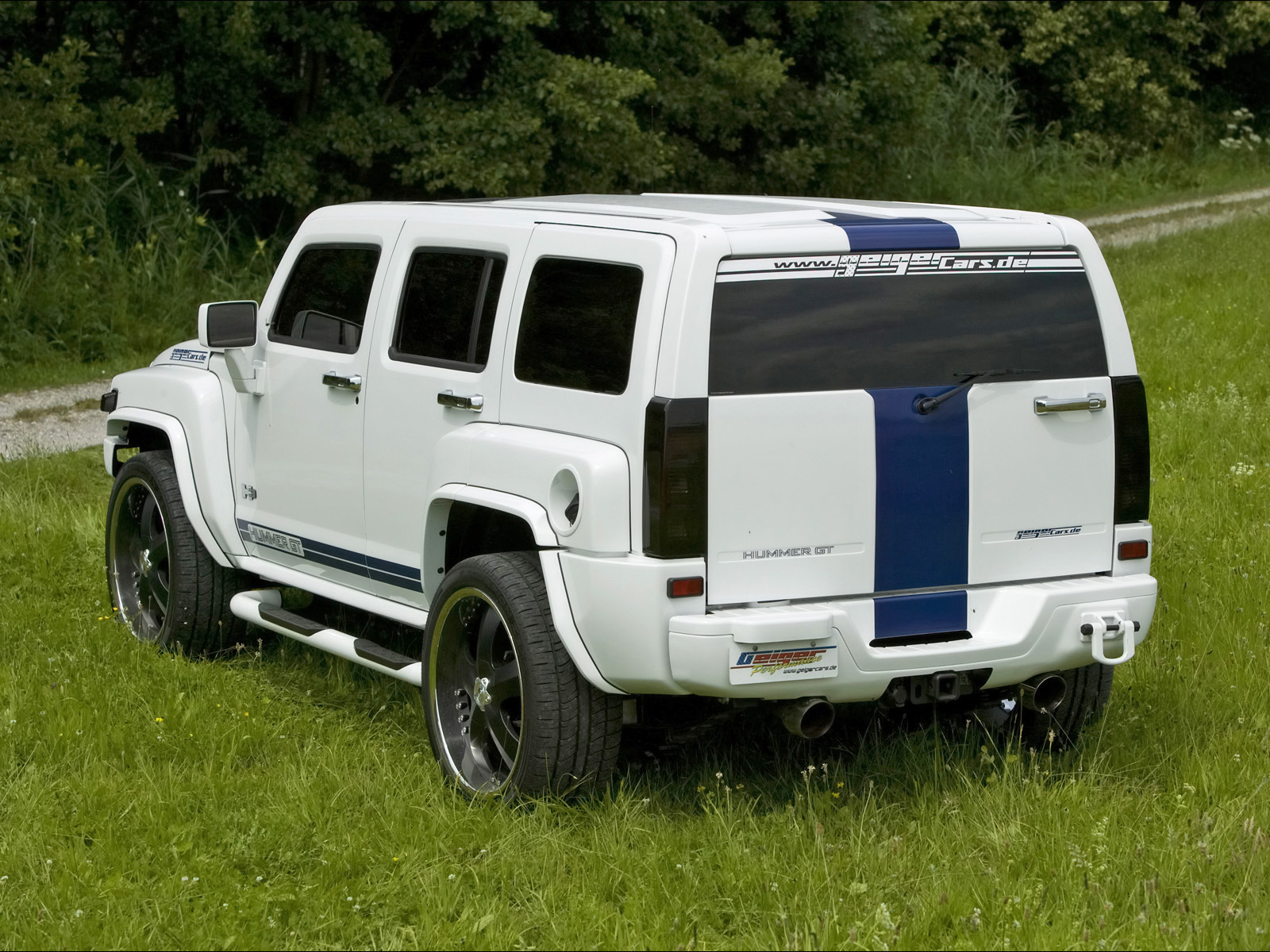 Geigercars Hummer H3 GT photo 48441