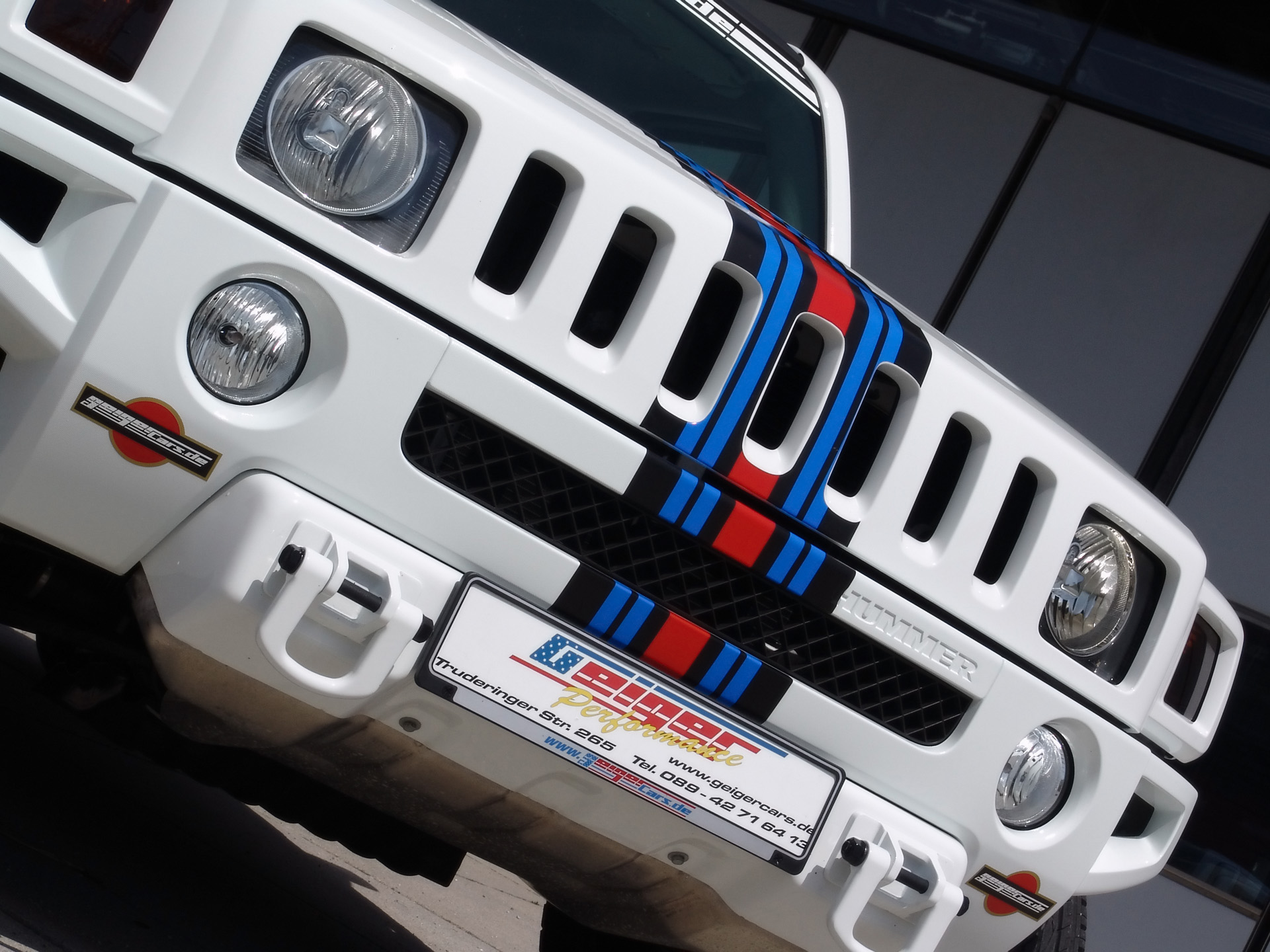 Geigercars Hummer H3 V8 Kompressor photo 60394