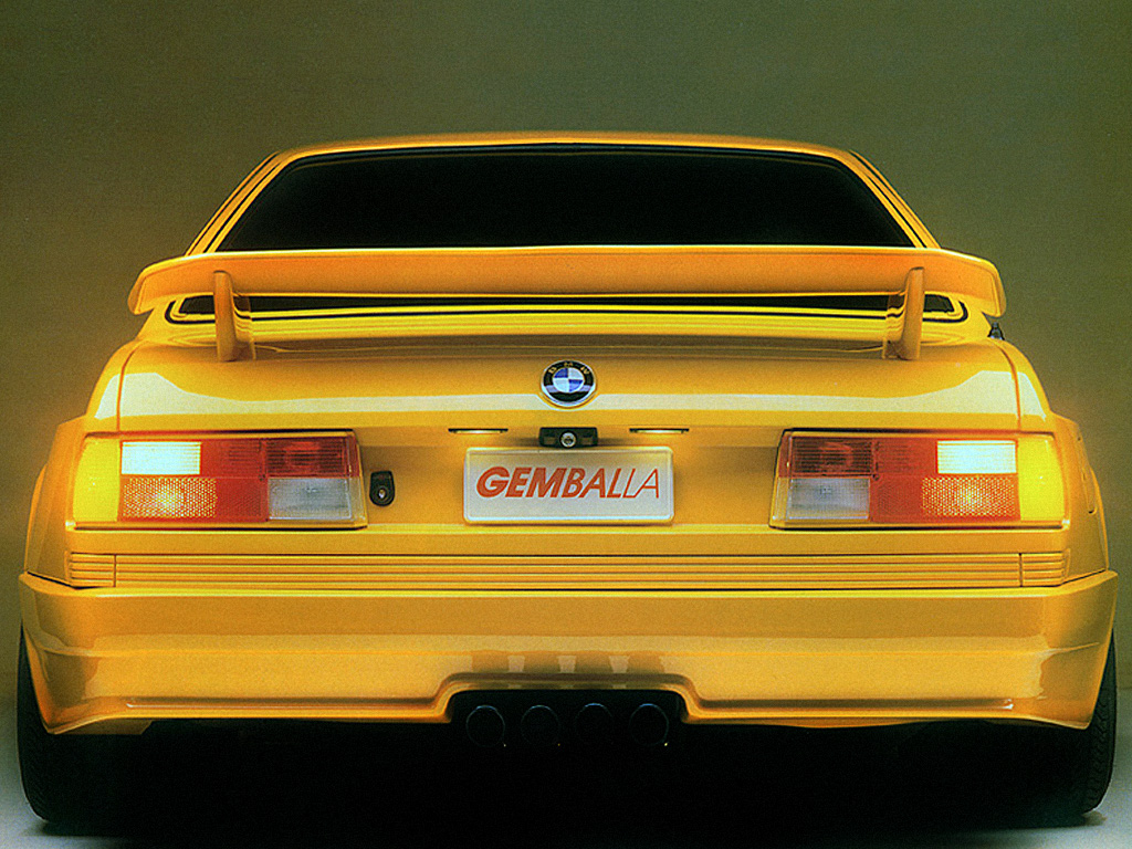 Gemballa BMW M635CSi (E24) photo 80988