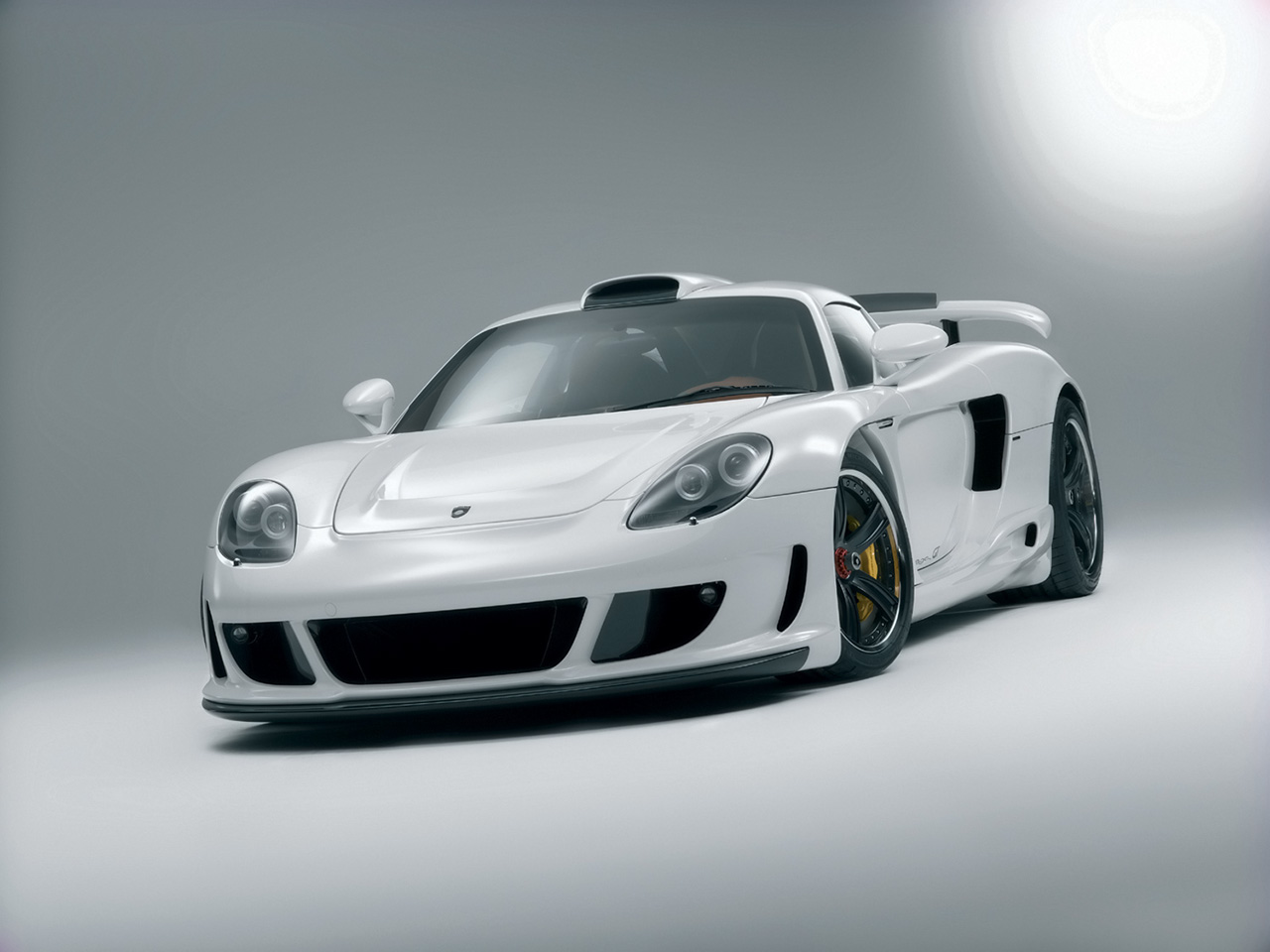 Gemballa Carrera Mirage GT photo 41231