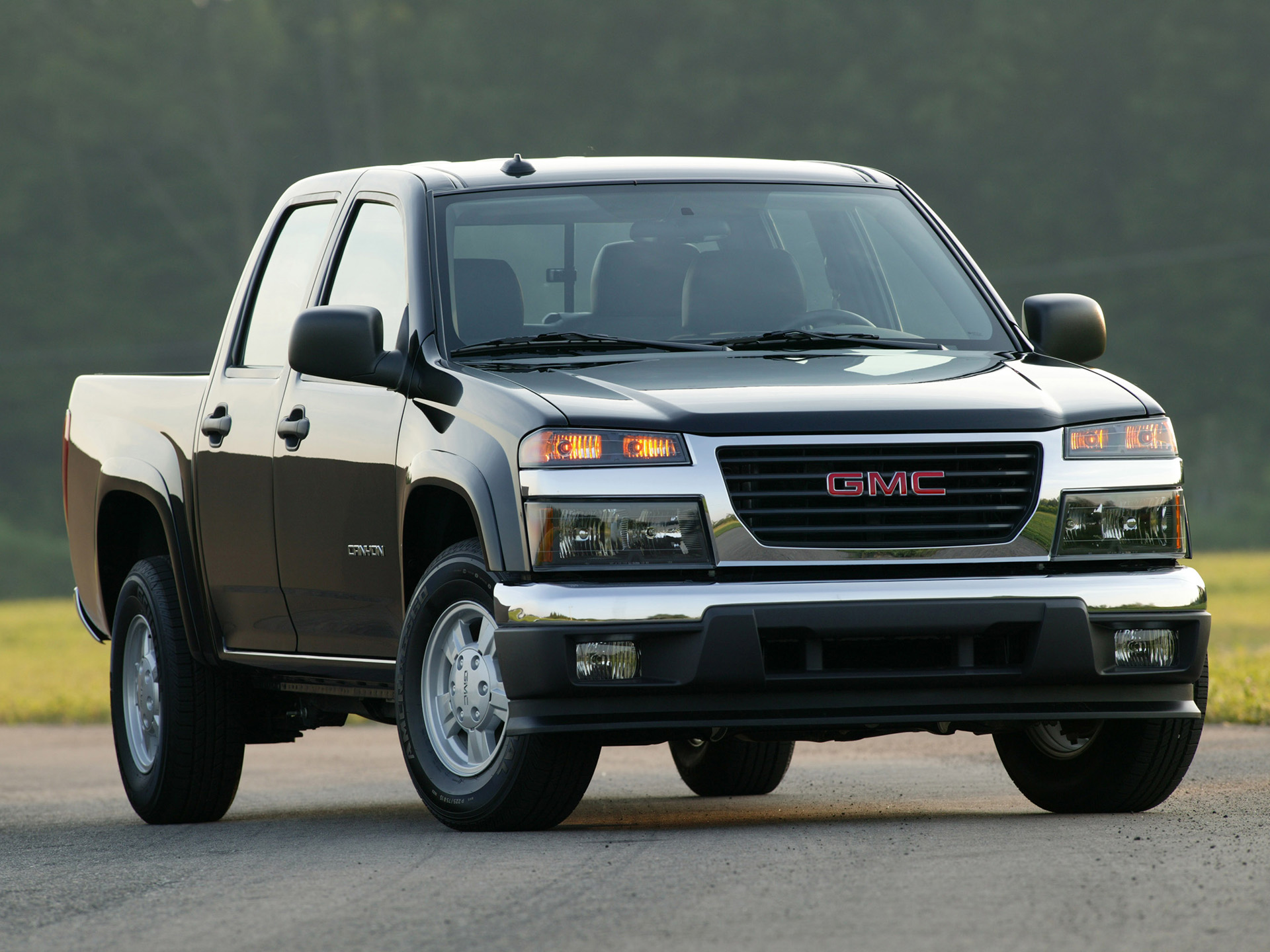 GMC Canyon photo 51788