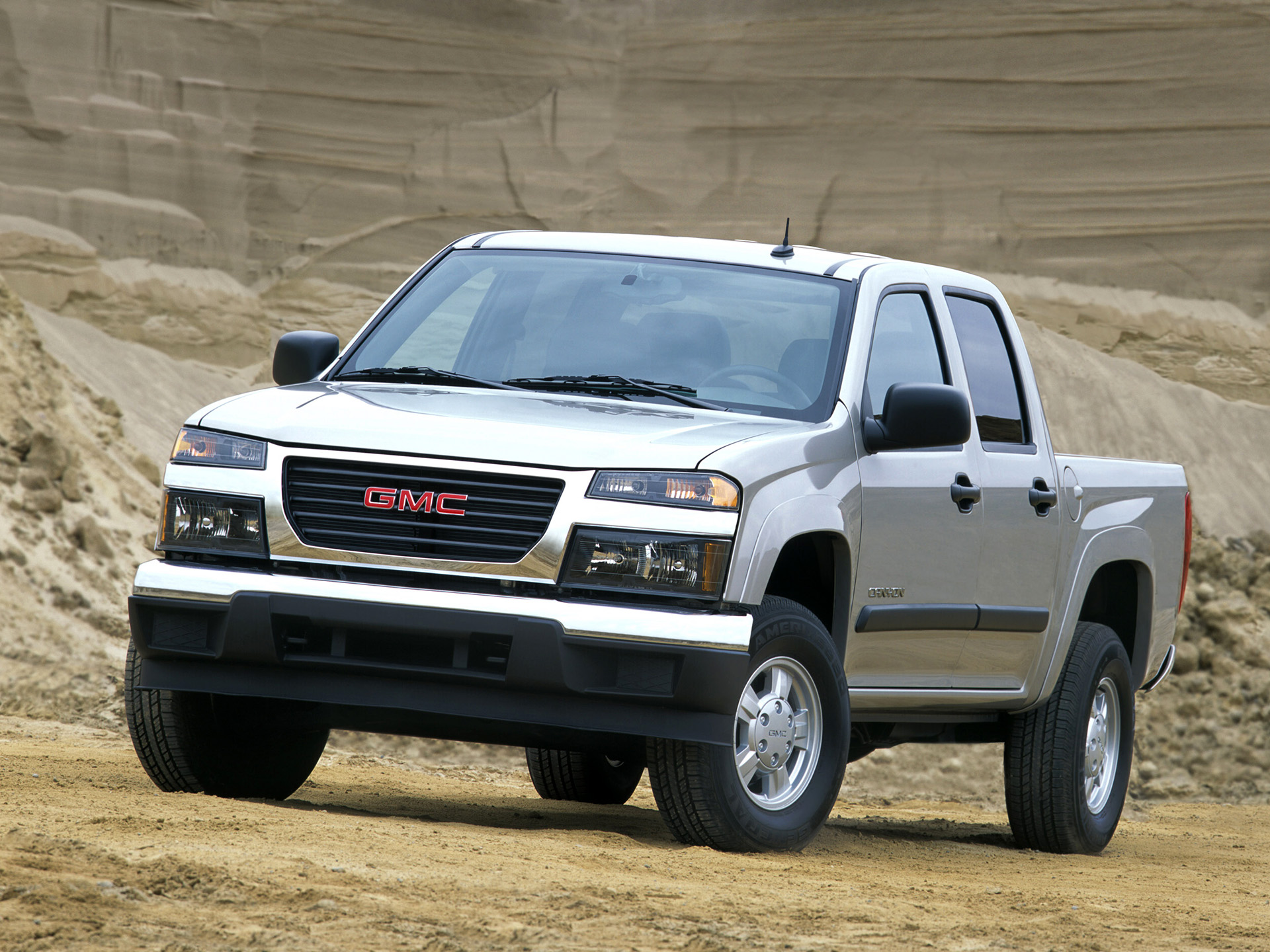 GMC Canyon photo 51789