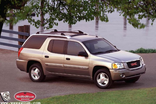 GMC Envoy photo 35614