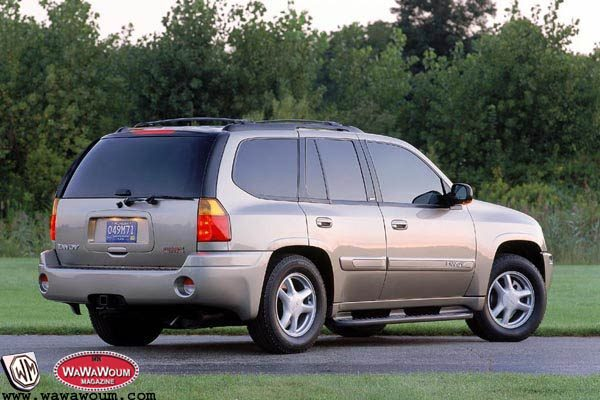 GMC Envoy photo 35615