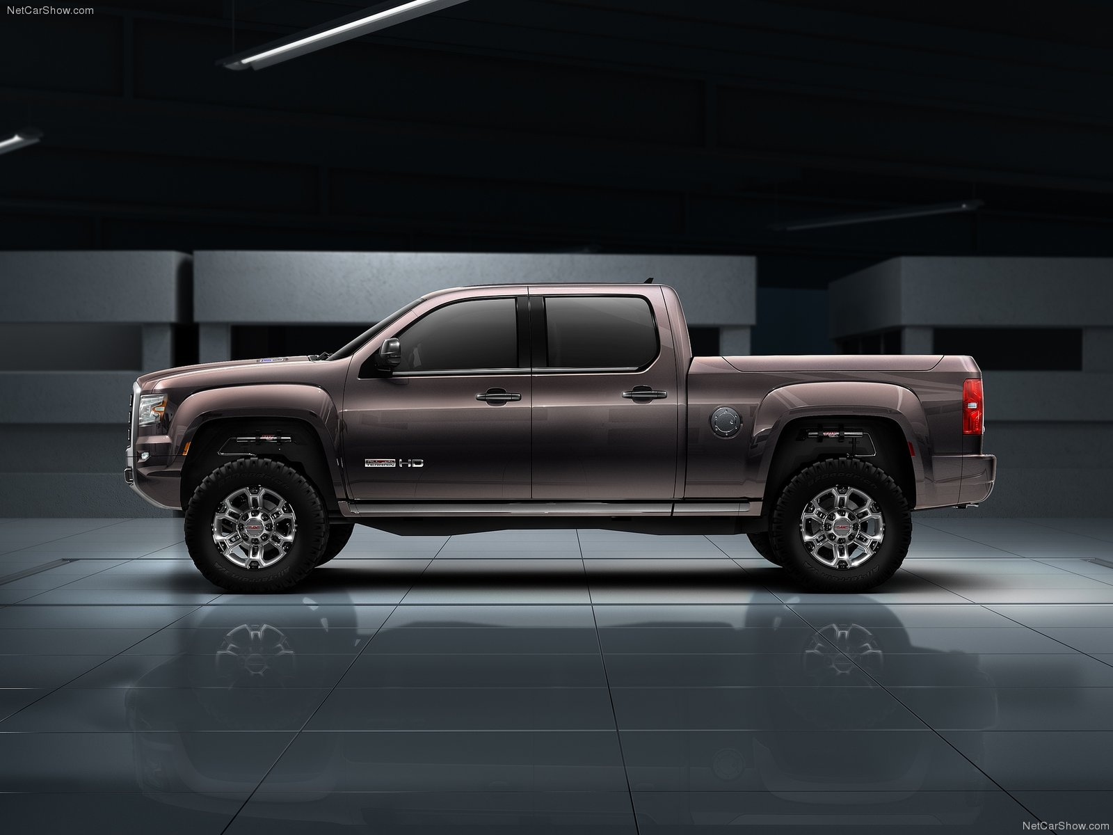 GMC Sierra All Terrain HD photo 77360