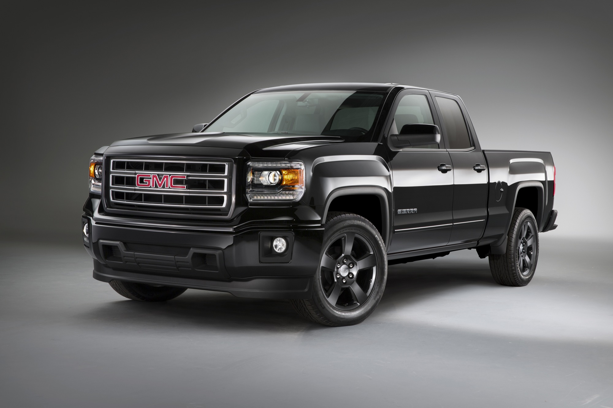 GMC Sierra Elevation Edition photo 129400