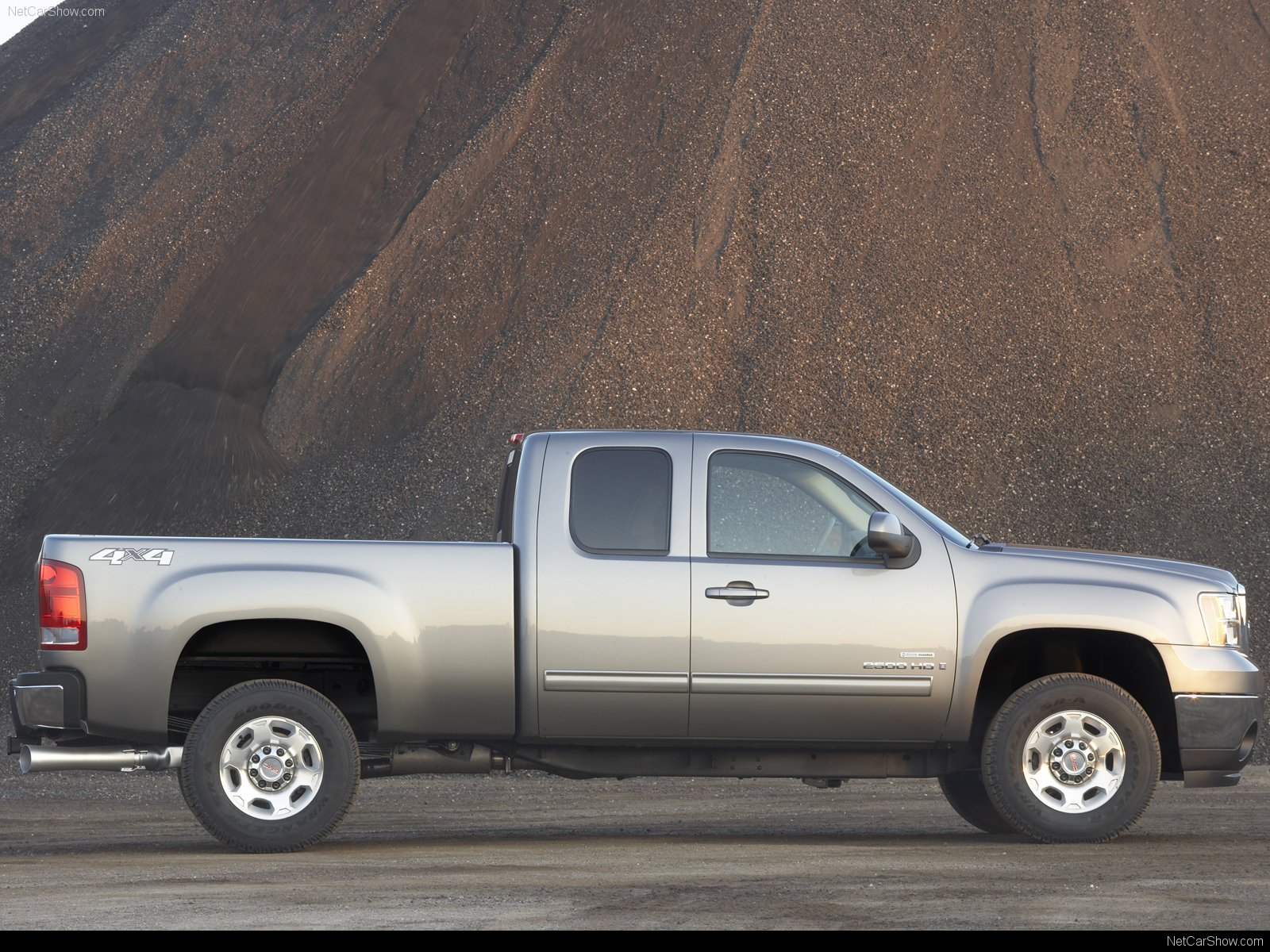 GMC Sierra Extended Cab photo 41404