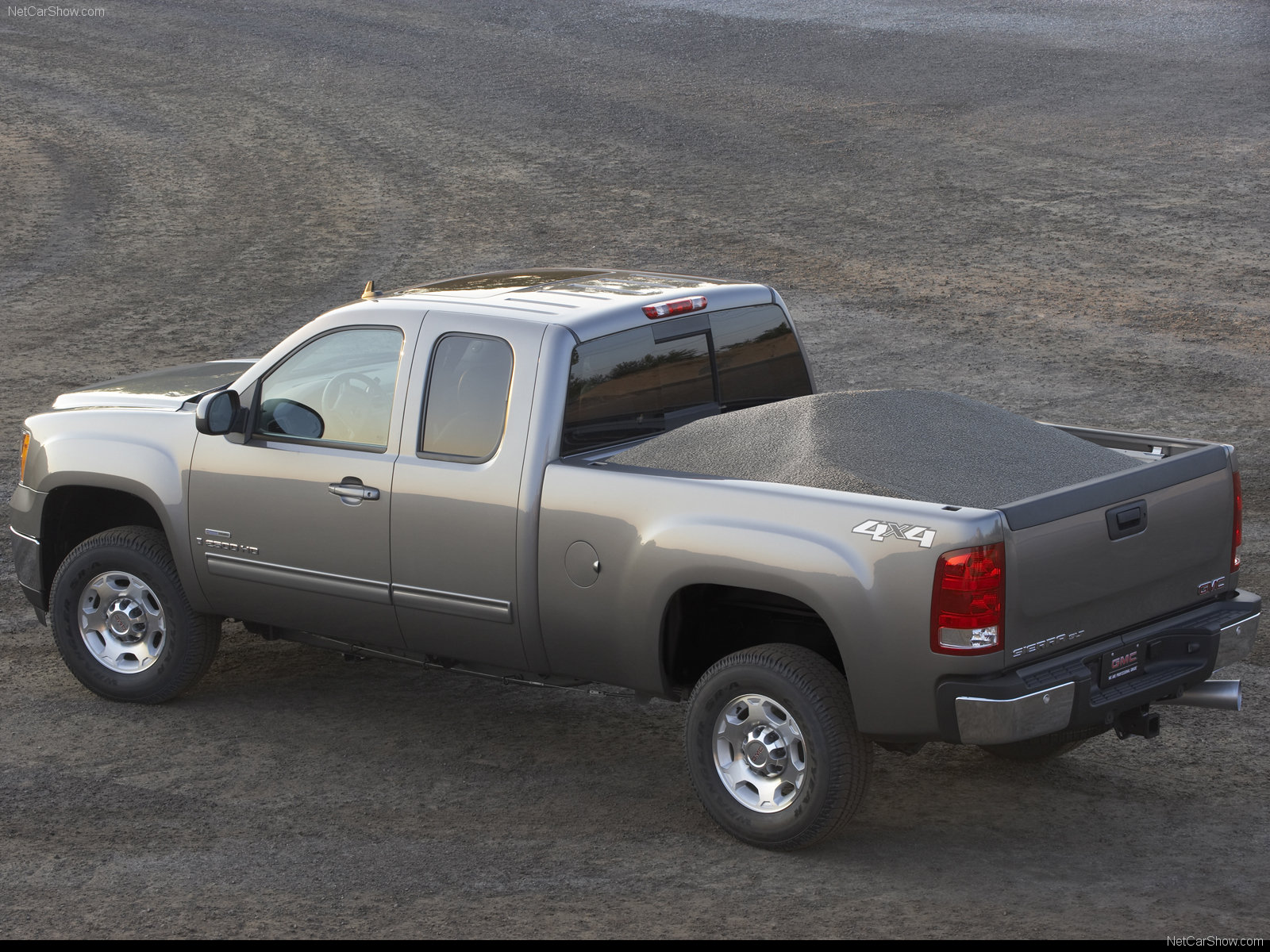 GMC Sierra Extended Cab photo 41406