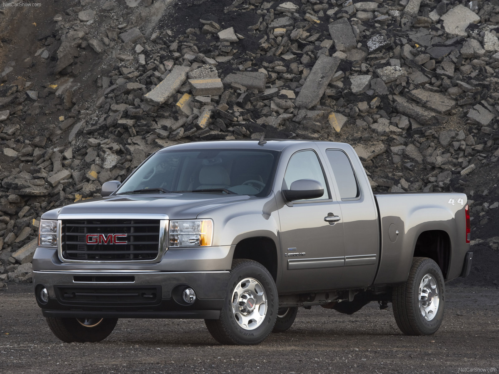 GMC Sierra Extended Cab photo 41410