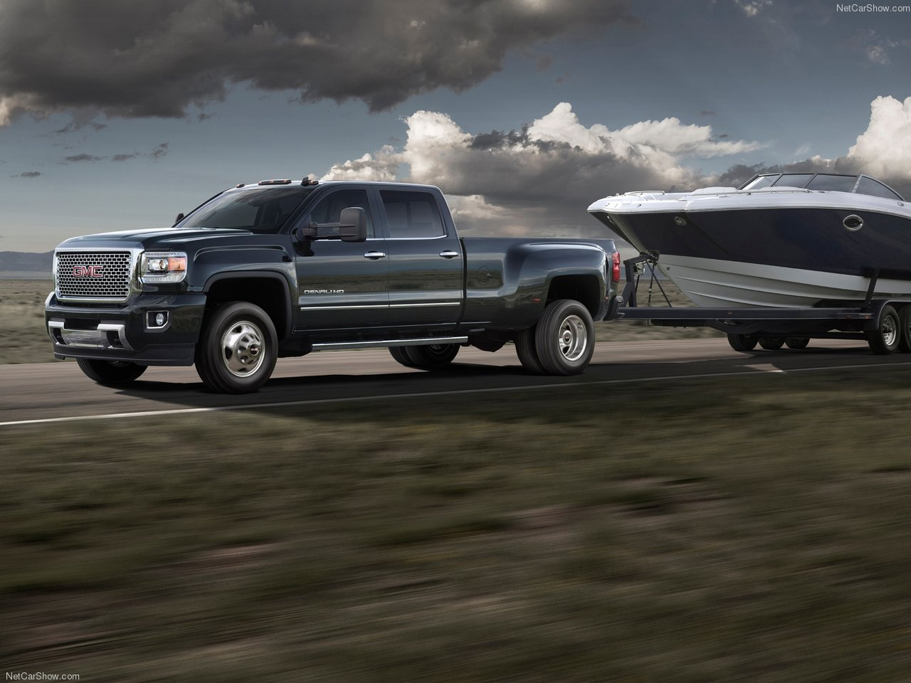 GMC Sierra HD photo 147112