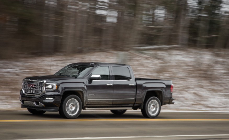 GMC Sierra photo 162884