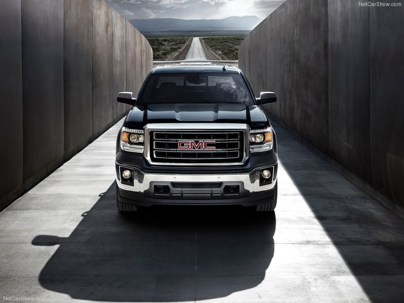 GMC Sierra photo 97813