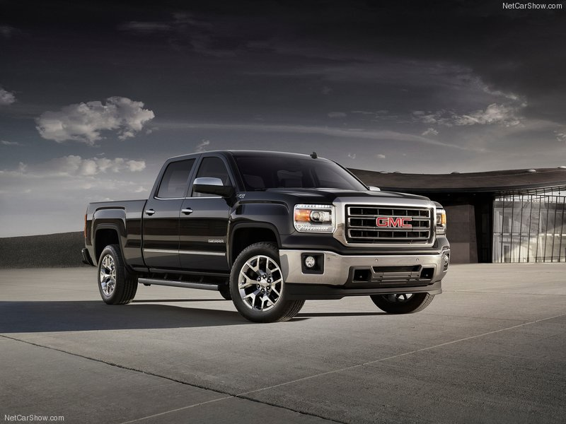 GMC Sierra photo 97820