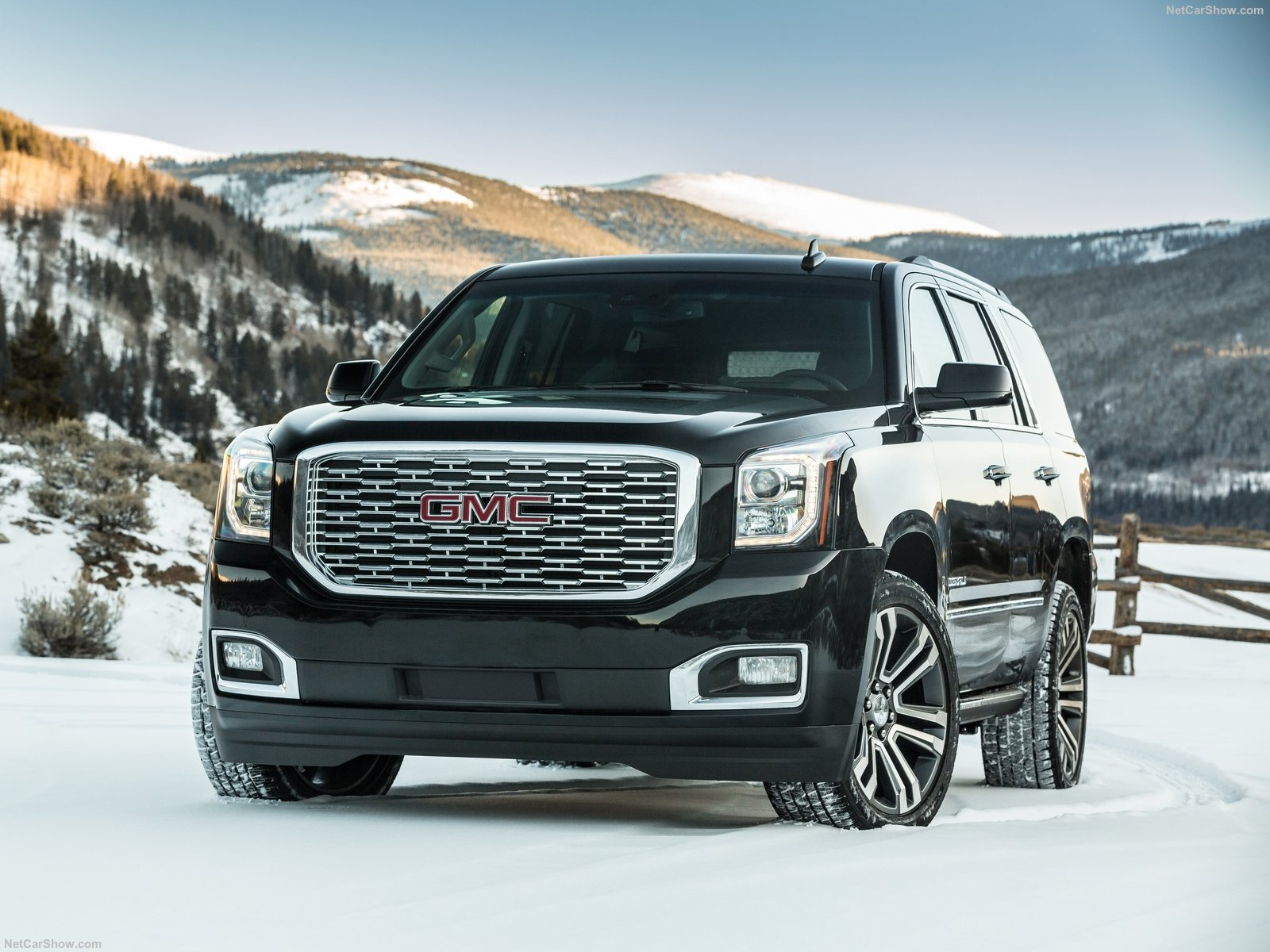 GMC Yukon Denali photo 185123