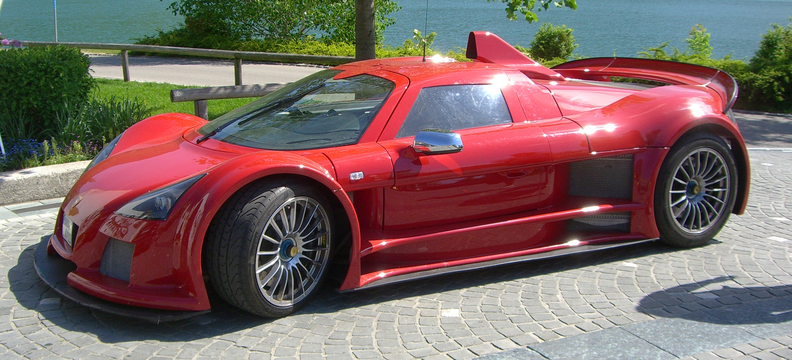 Gumpert Apollo speed photo 105615