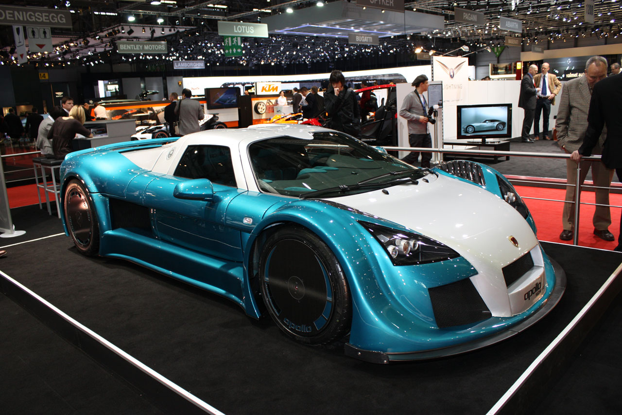 Gumpert Apollo speed photo 105617
