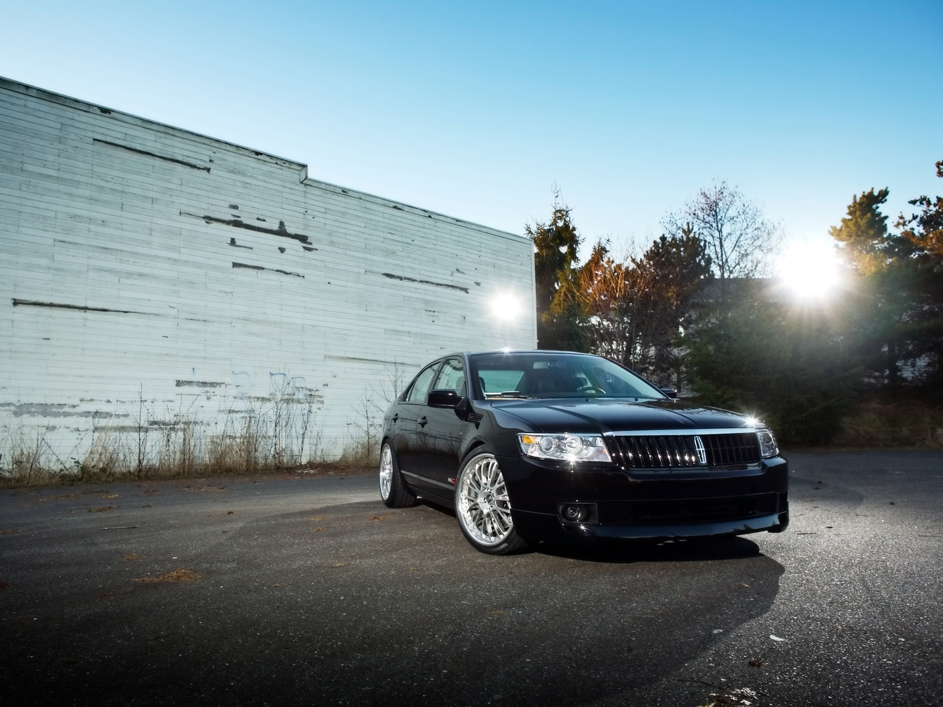 H&R Springs Lincoln MKZ Project photo 52236