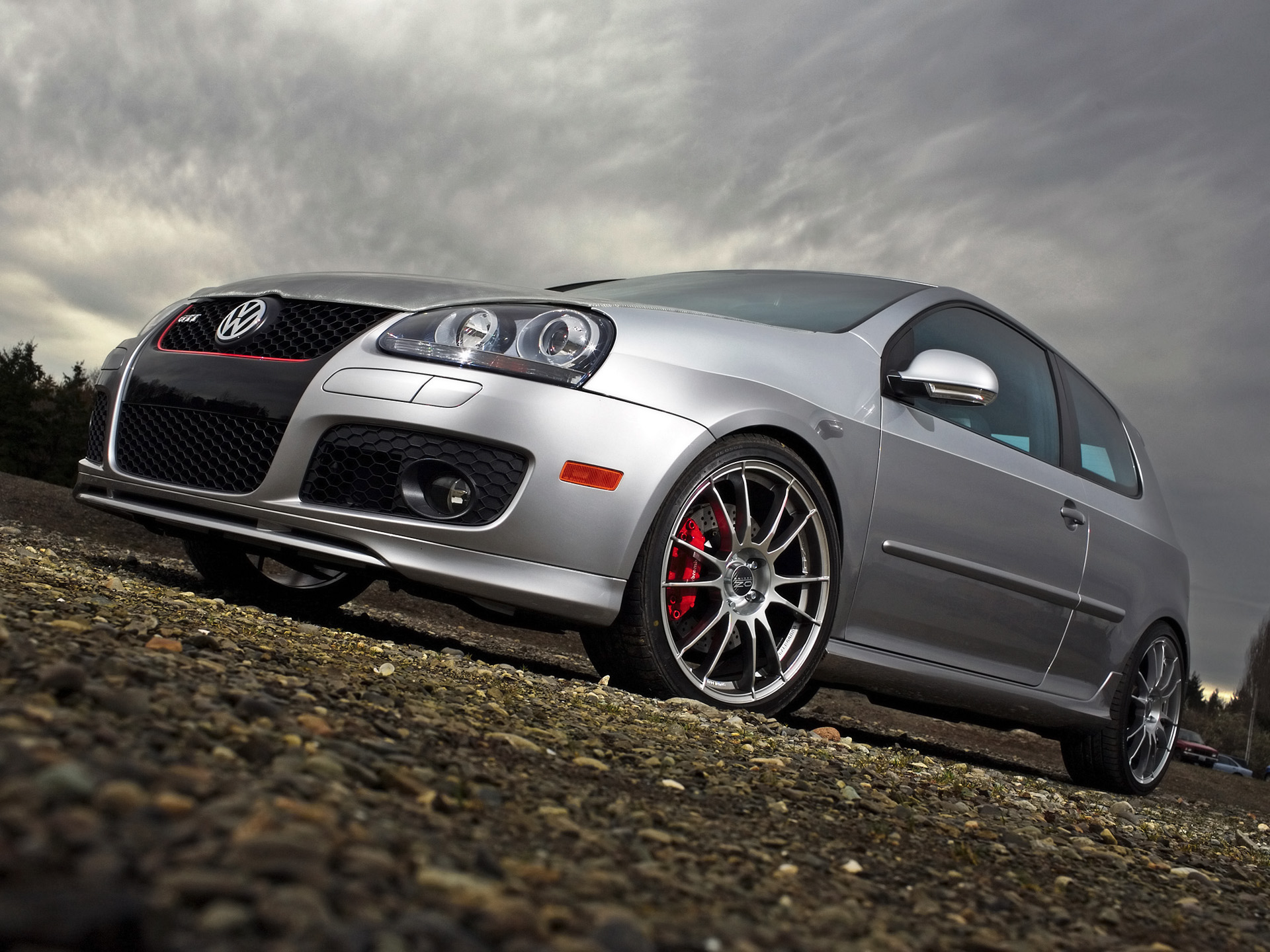 H&R Springs Volkswagen GTI photo 46774