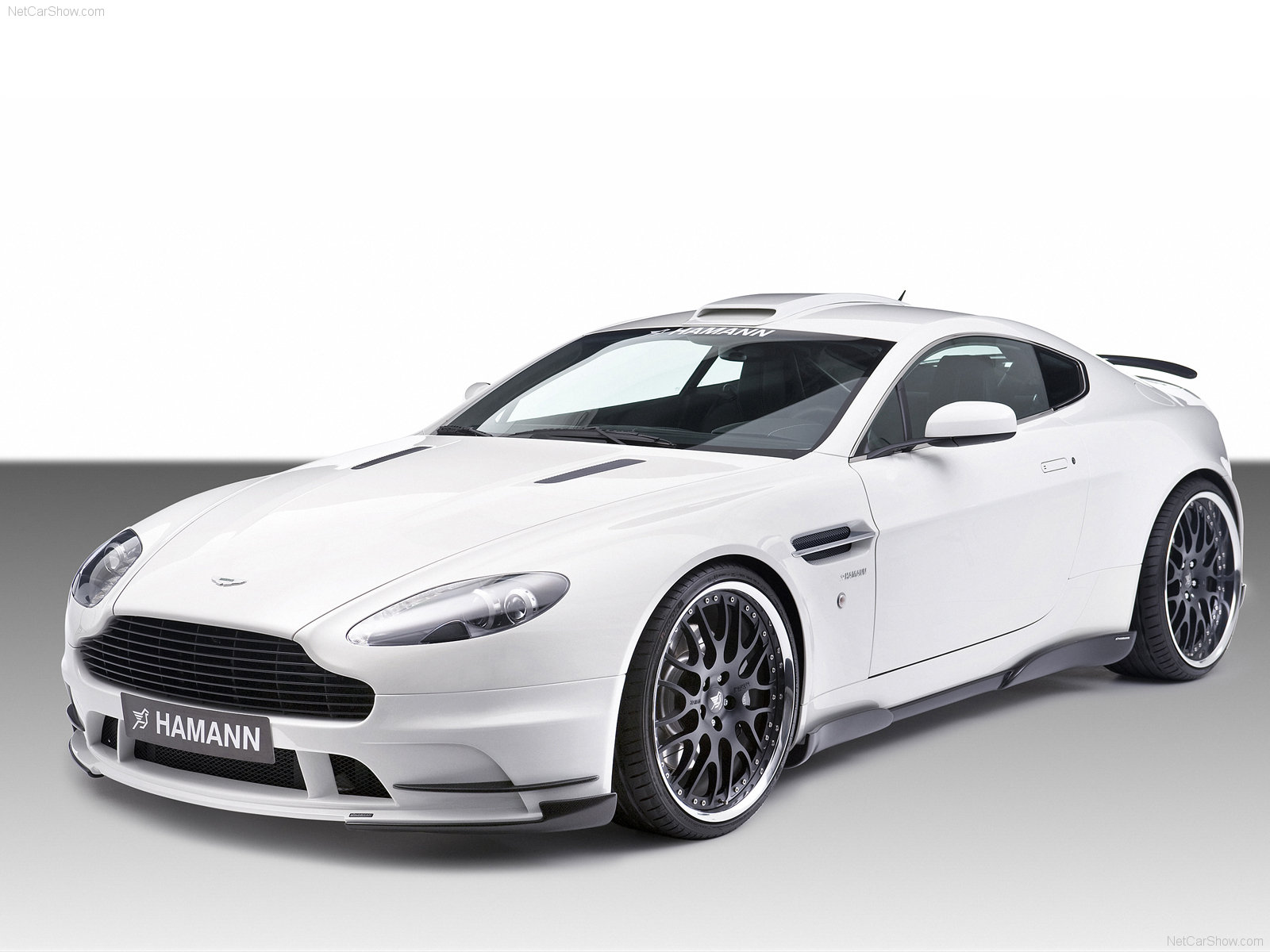 Hamann Aston Martin V8 Vantage photo 58547