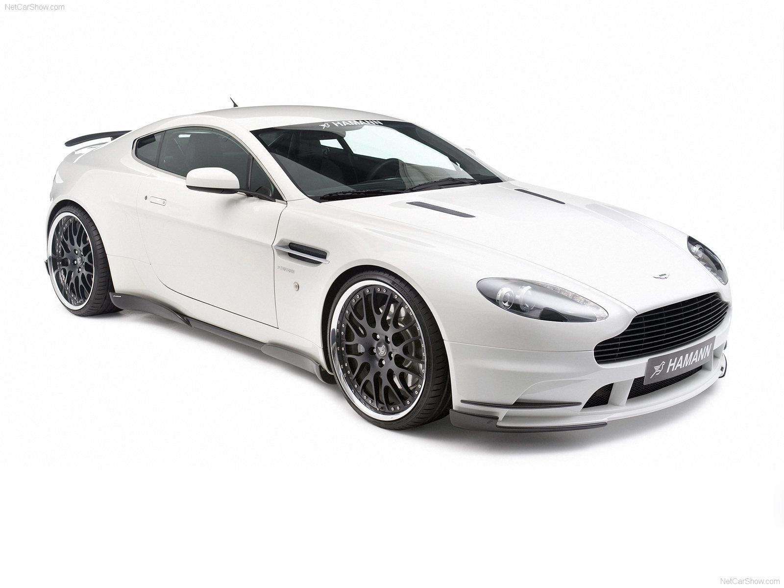 Hamann Aston Martin V8 Vantage photo 72694