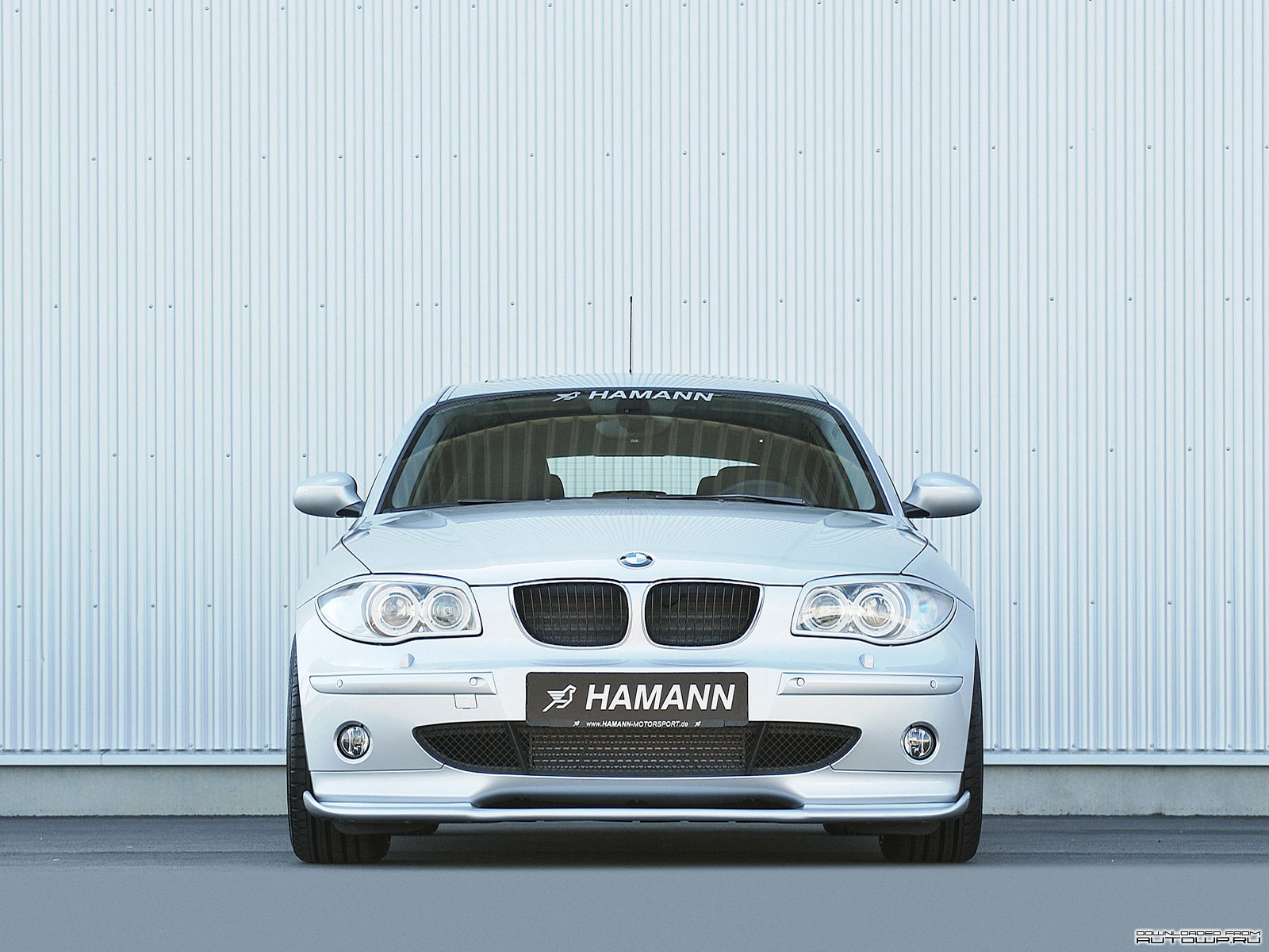 Hamann BMW 1 Series 5-door (E87) photo 59516
