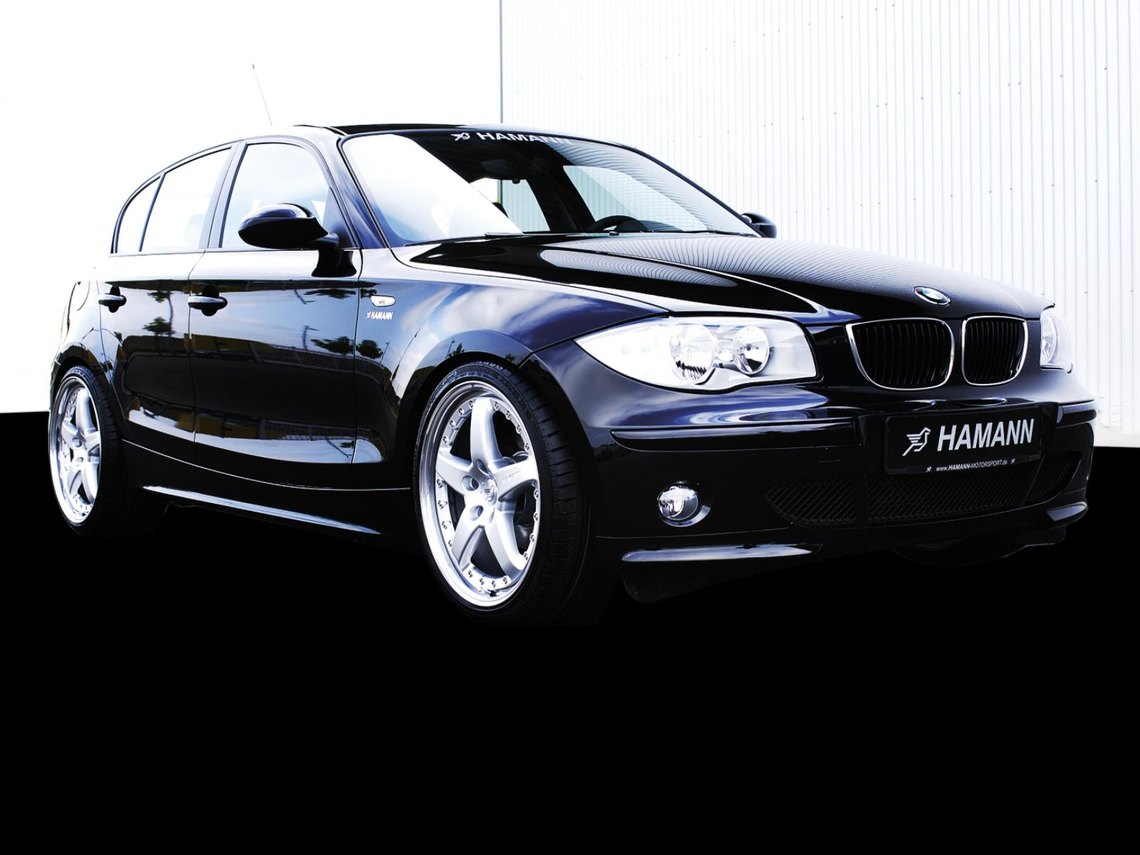 Hamann BMW 1 Series photo 17520