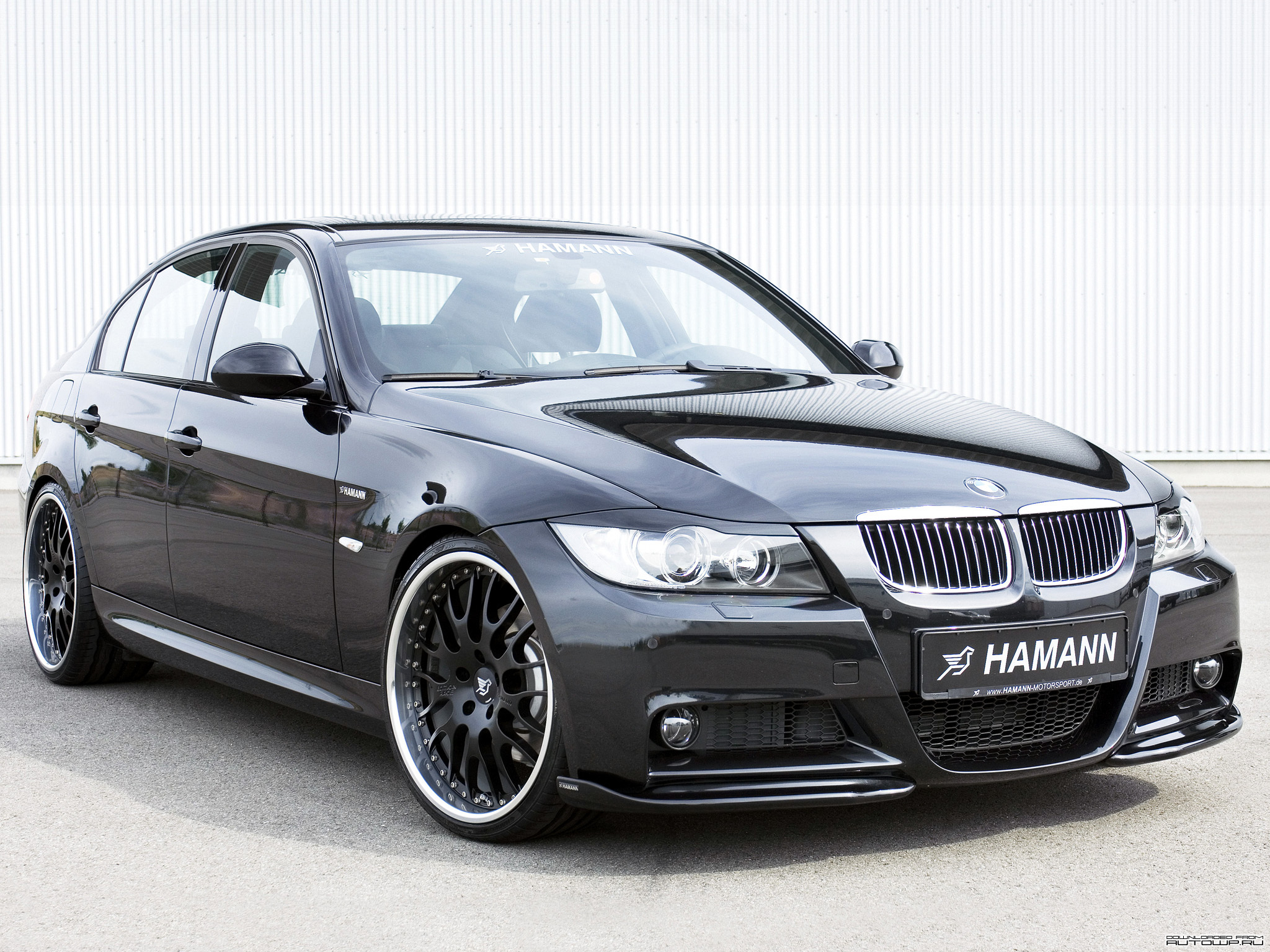 Hamann BMW 3 Series E90 photo 59502