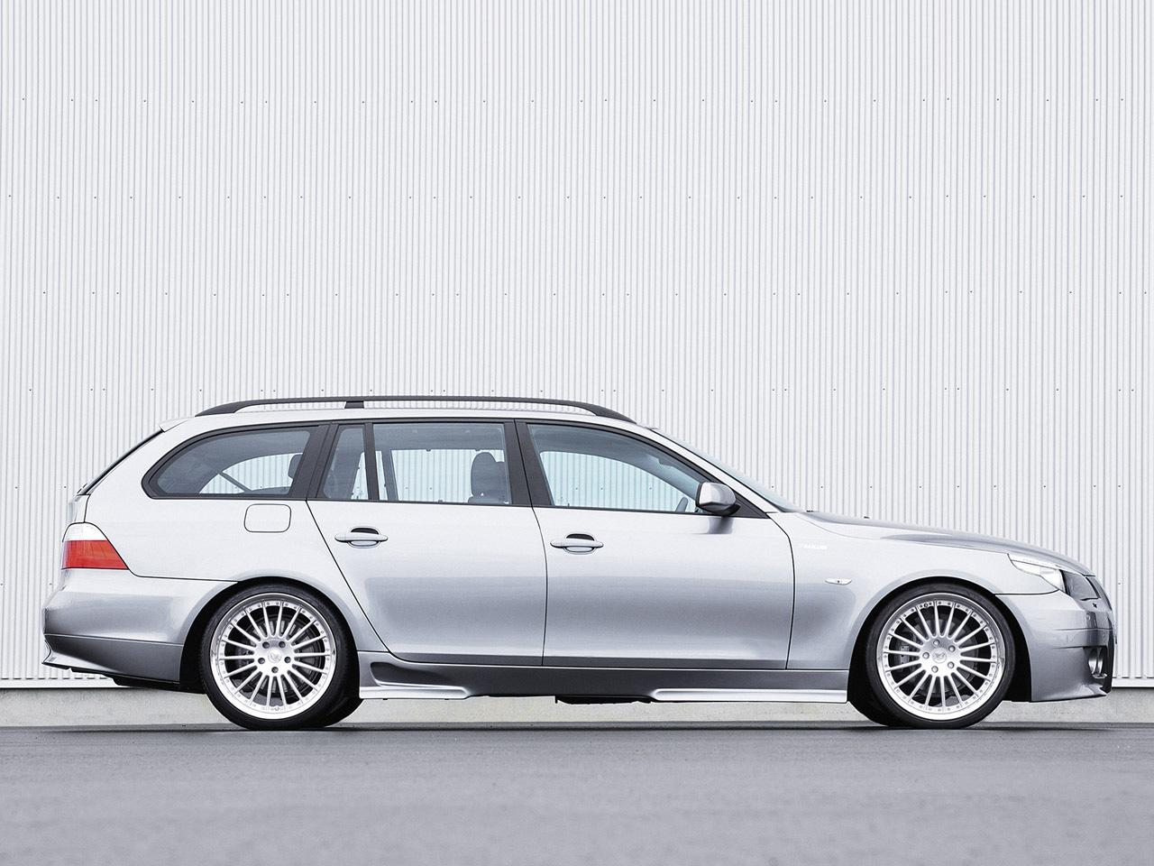 Hamann BMW 5 Series E61 Touring photo 30541