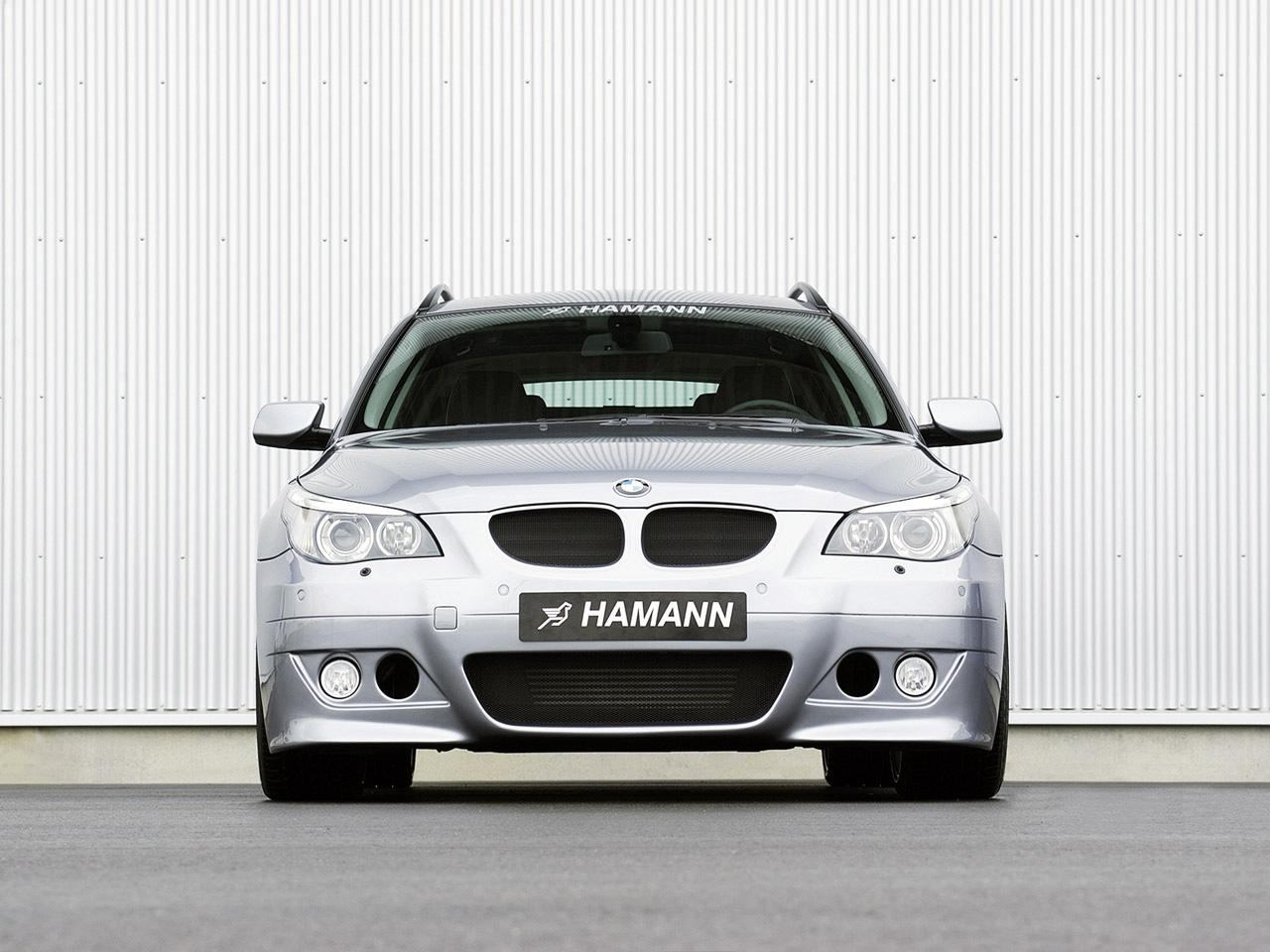 Hamann BMW 5 Series E61 Touring photo 30542