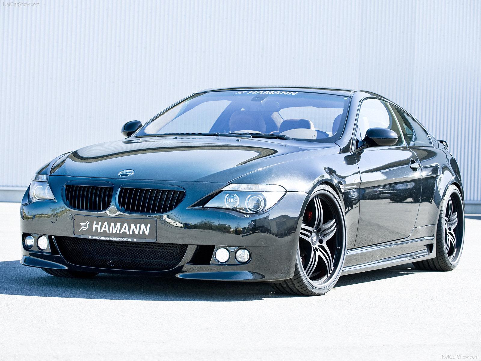 hamann bmw 6 series picture #56697 | hamann photo gallery | carsbase