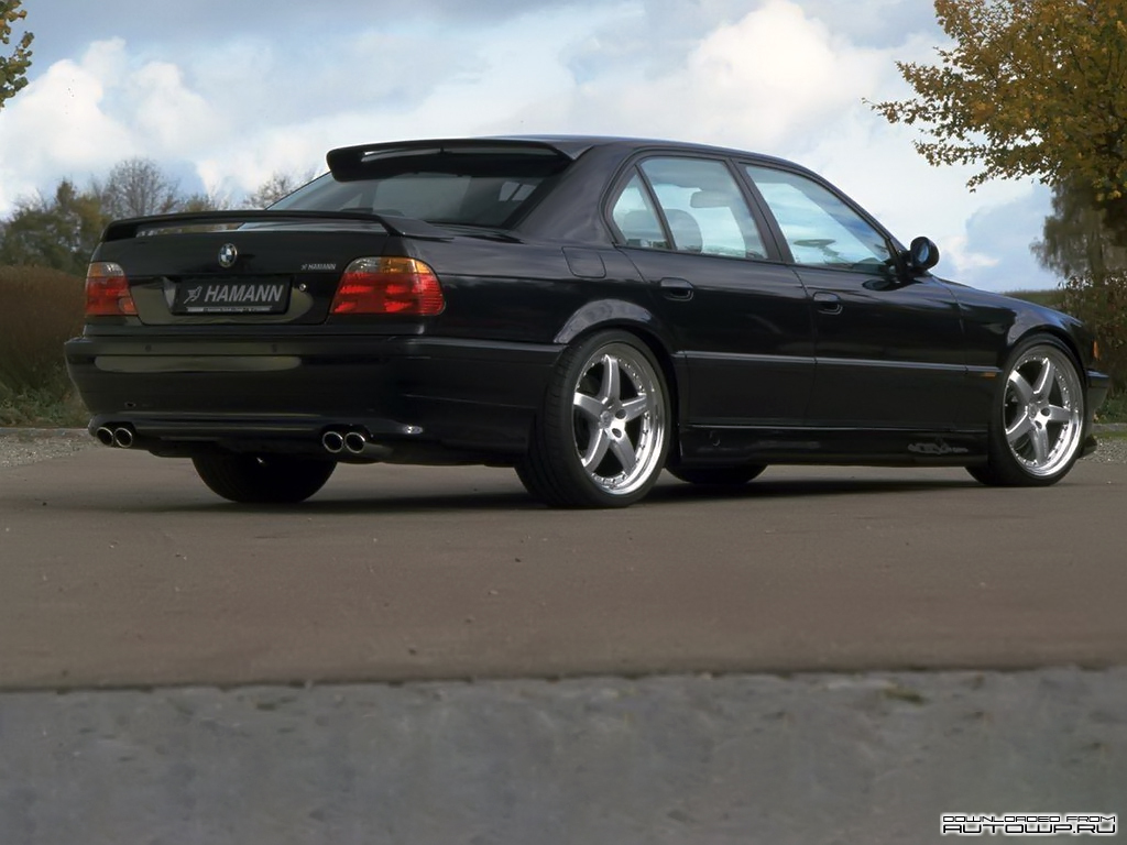 Hamann BMW 7 Series (E38) photo 62544