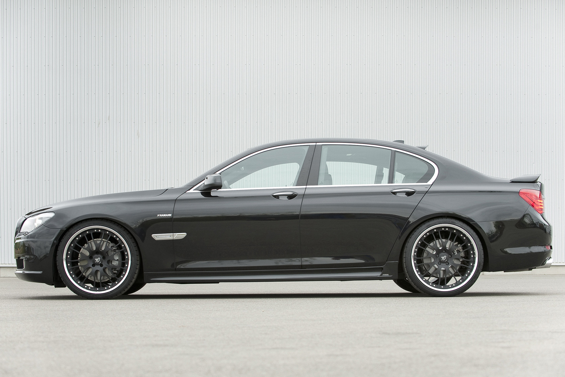 Hamann BMW 7 Series (F01 F02) photo 64276