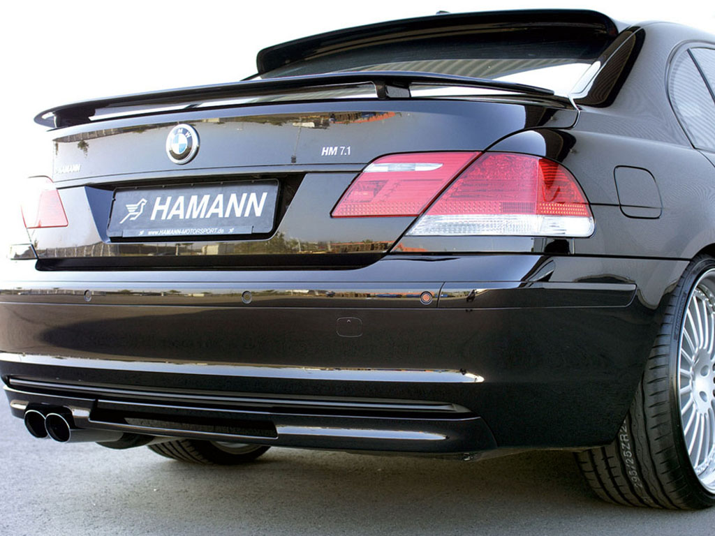 Hamann BMW HM 7.1 photo 29745