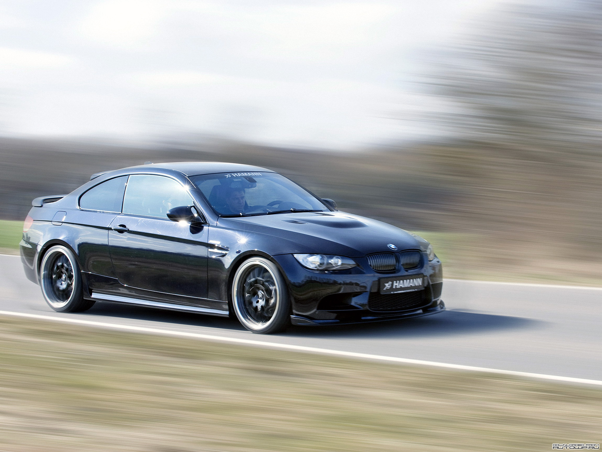 Hamann BMW M3 Coupe (E92) photo 59555